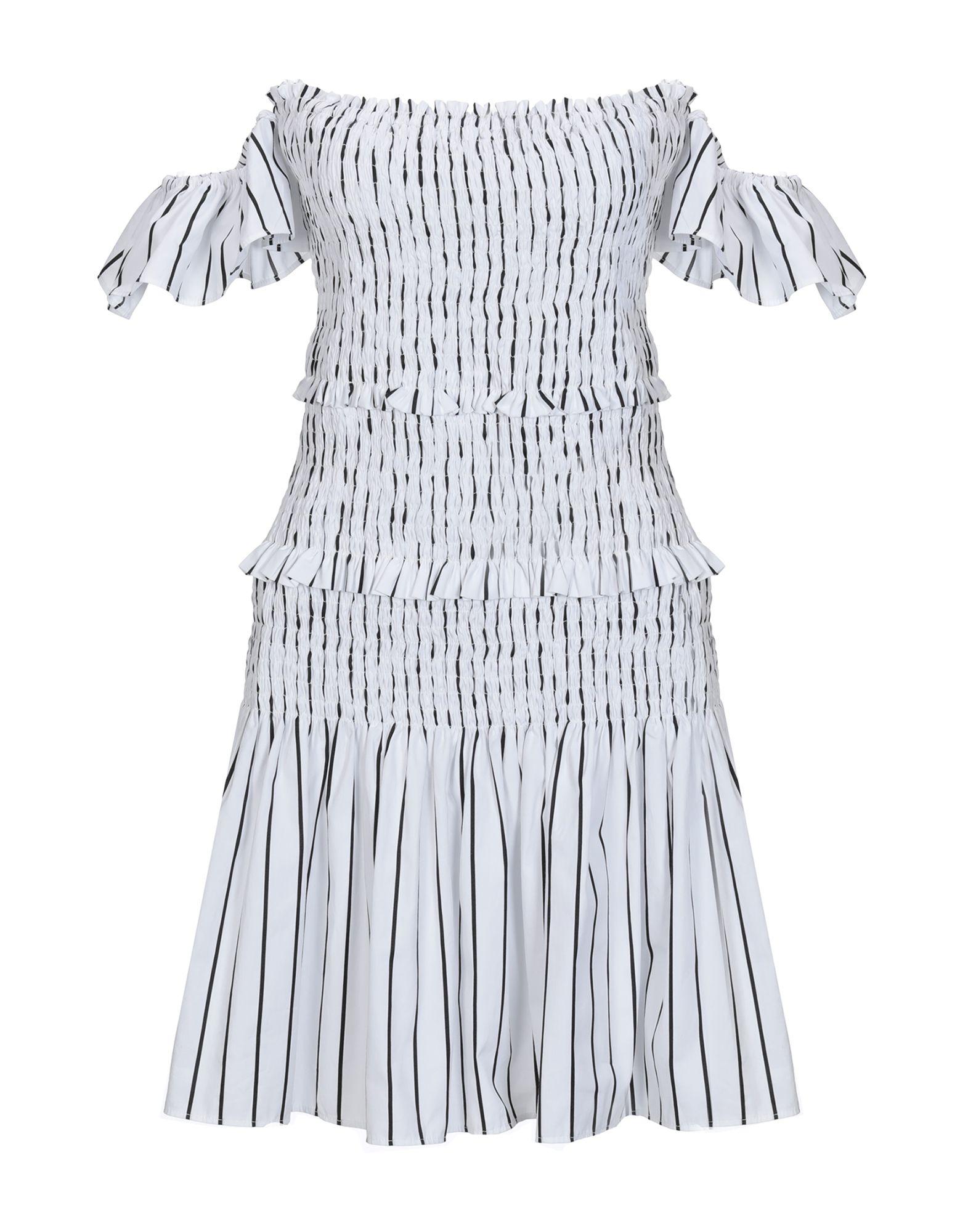 PINKO Короткое платье короткое платье в полоску lumina page 11