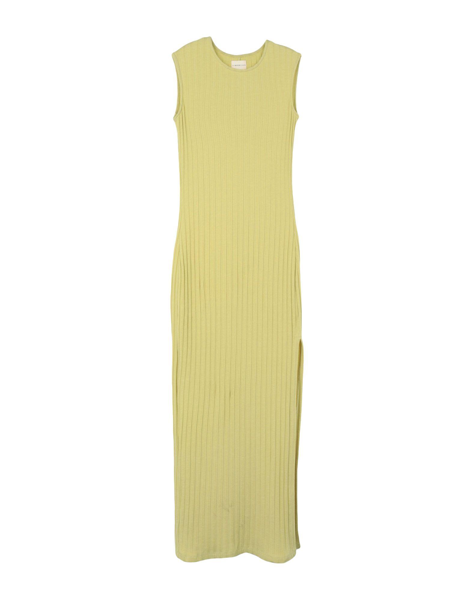 SIMON MILLER Длинное платье alice miller длинное платье