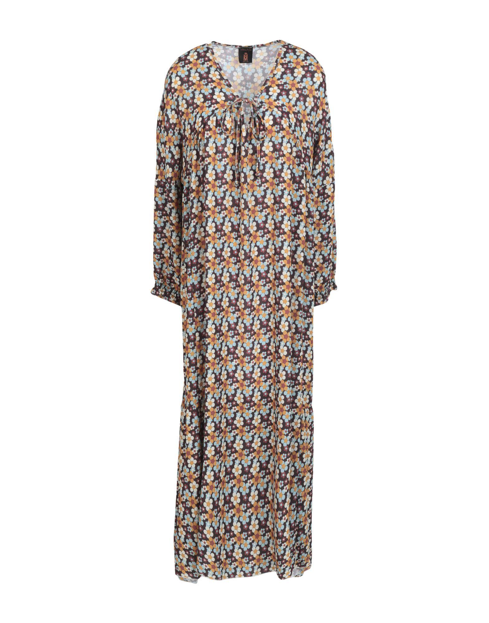 VICTORIA MYLLER Длинное платье prism длинное платье