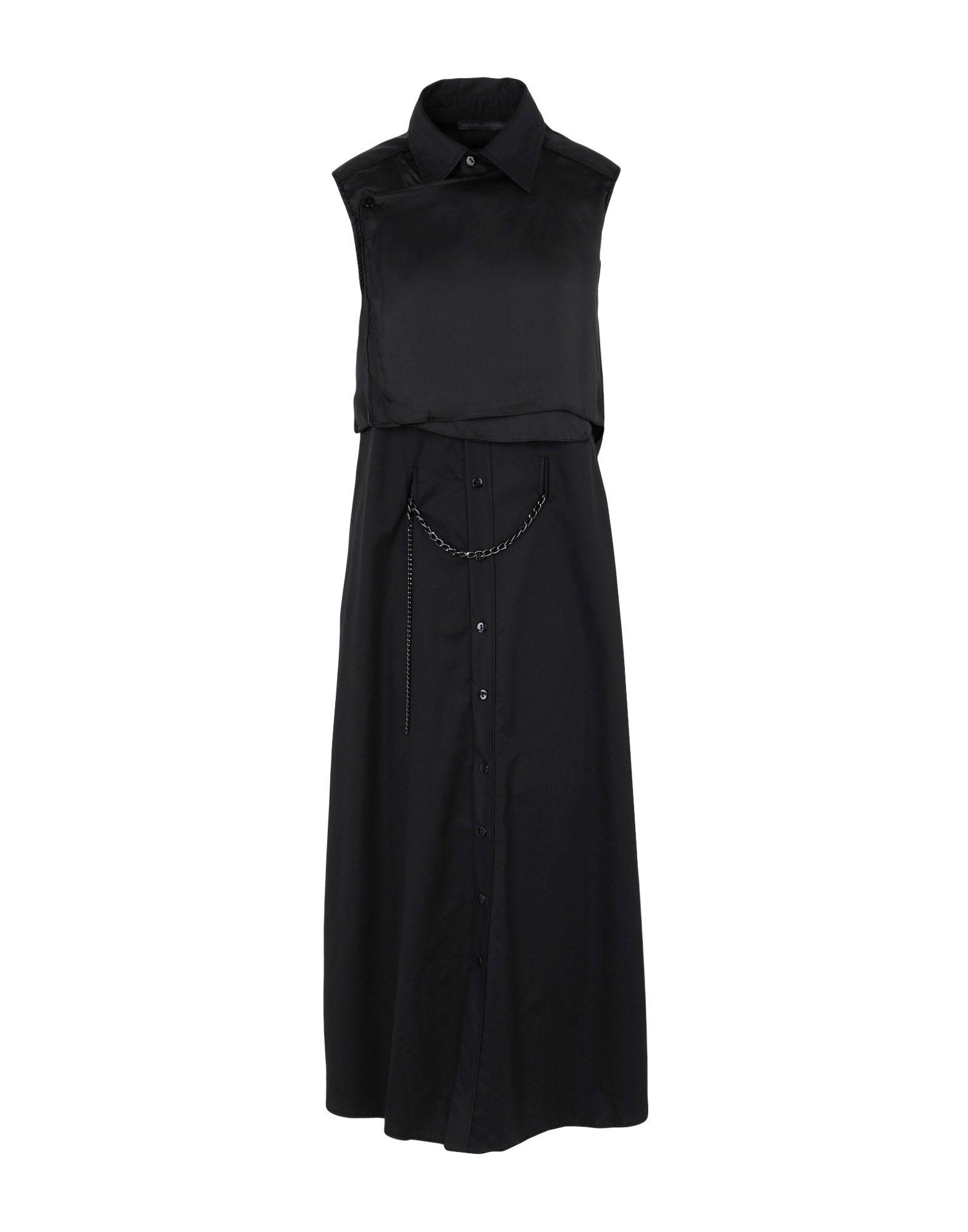 цена VIA DELLE ROSE Платье длиной 3/4 в интернет-магазинах