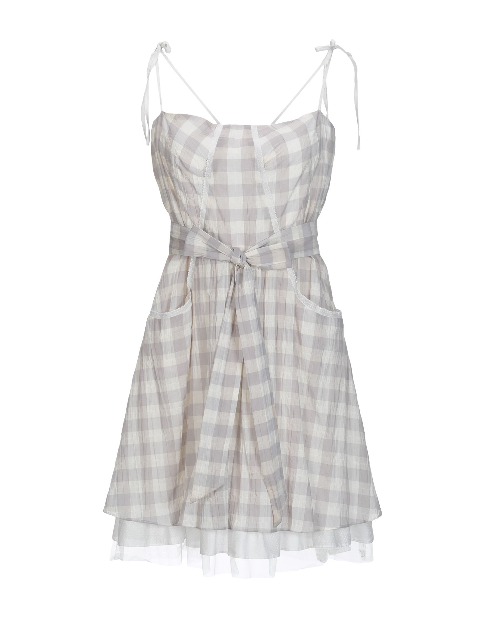 MIGUEL PALACIO for HOSS INTROPIA Короткое платье цена 2017