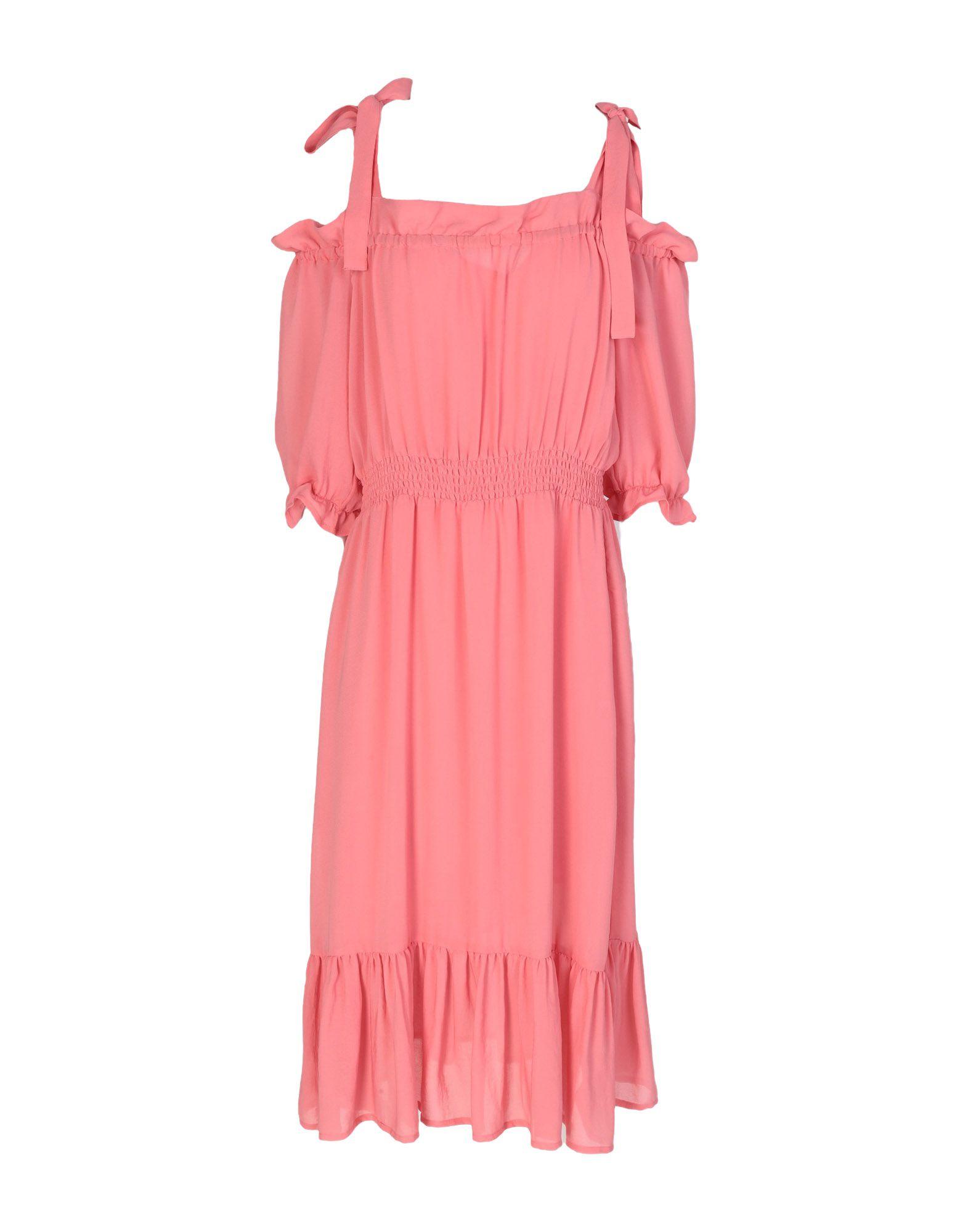 BAUM UND PFERDGARTEN Платье до колена baum und pferdgarten юбка длиной 3 4