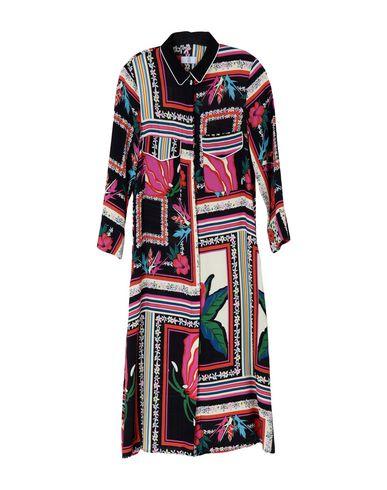 Купить Платье до колена от SFIZIO цвета фуксия