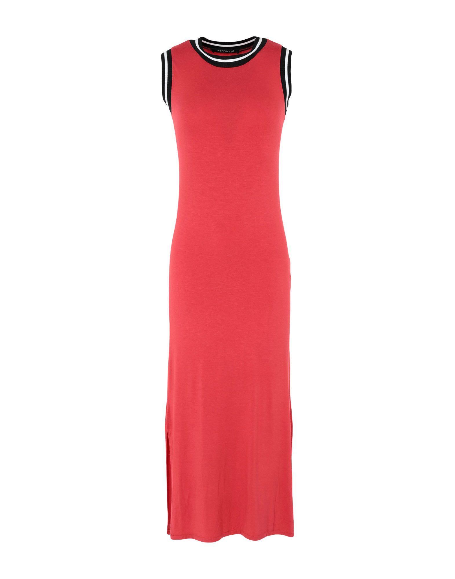 FORNARINA Платье длиной 3/4 fornarina юбка длиной 3 4