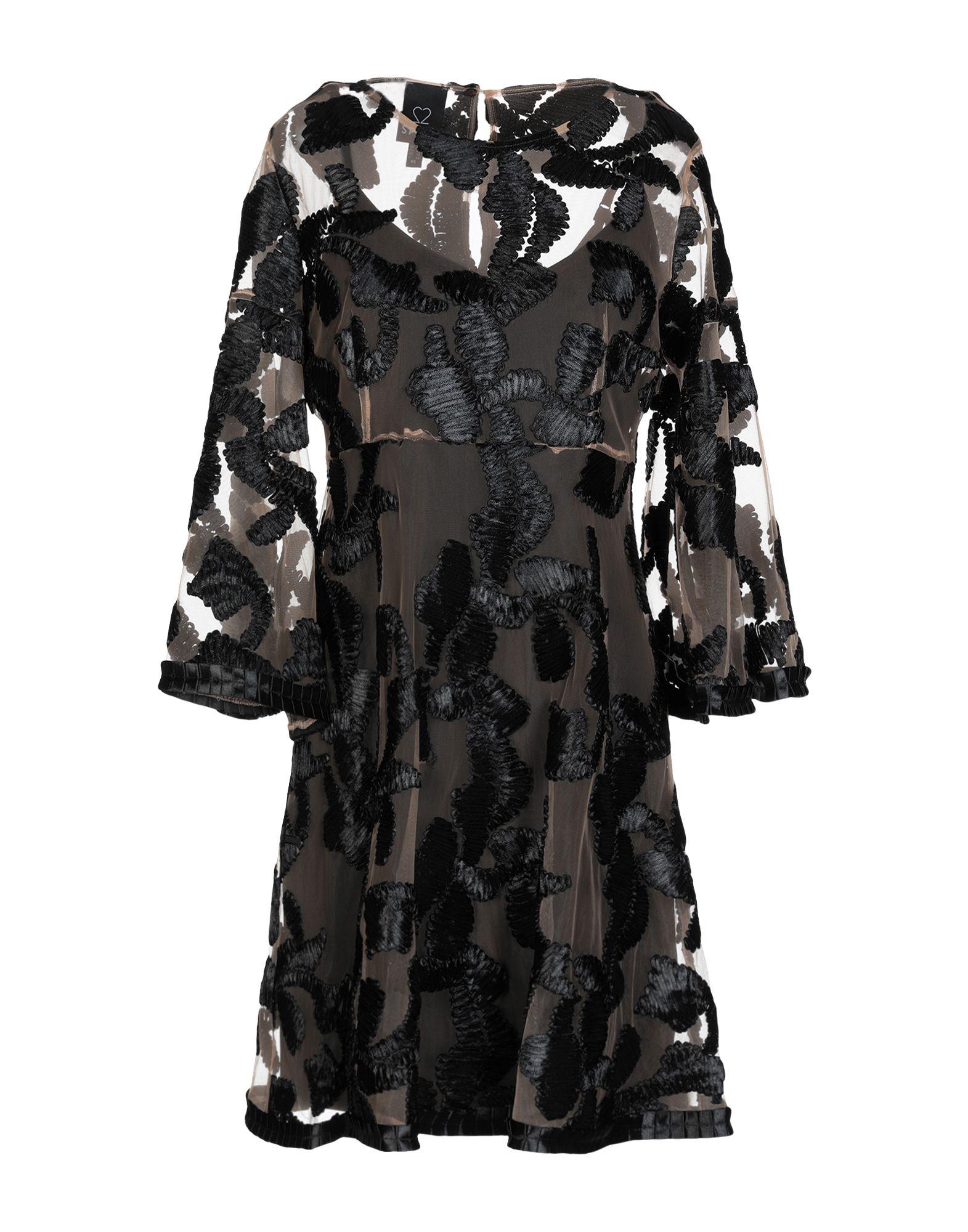 SPELL 2 Короткое платье spell