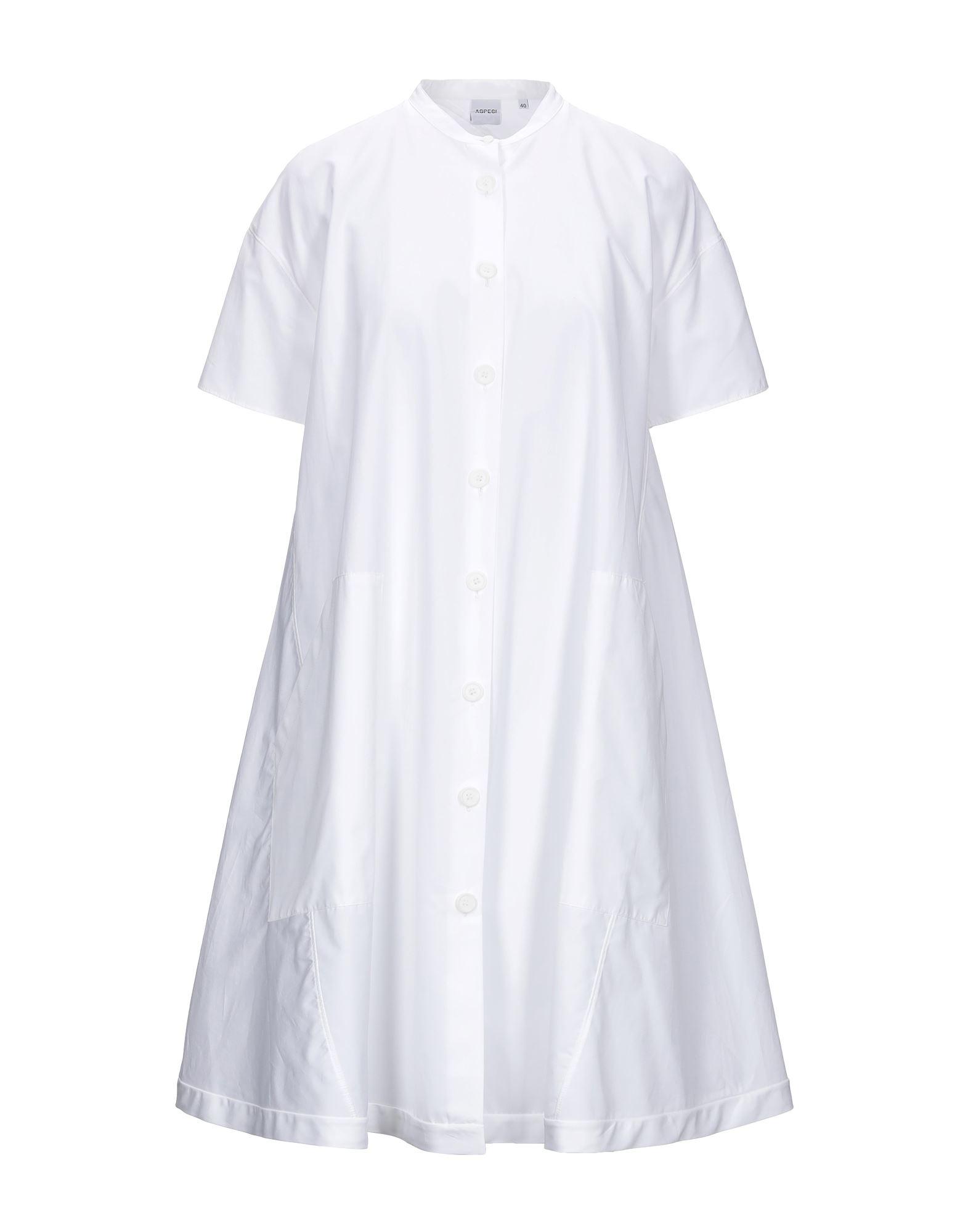 ASPESI Платье до колена equipment платье до колена