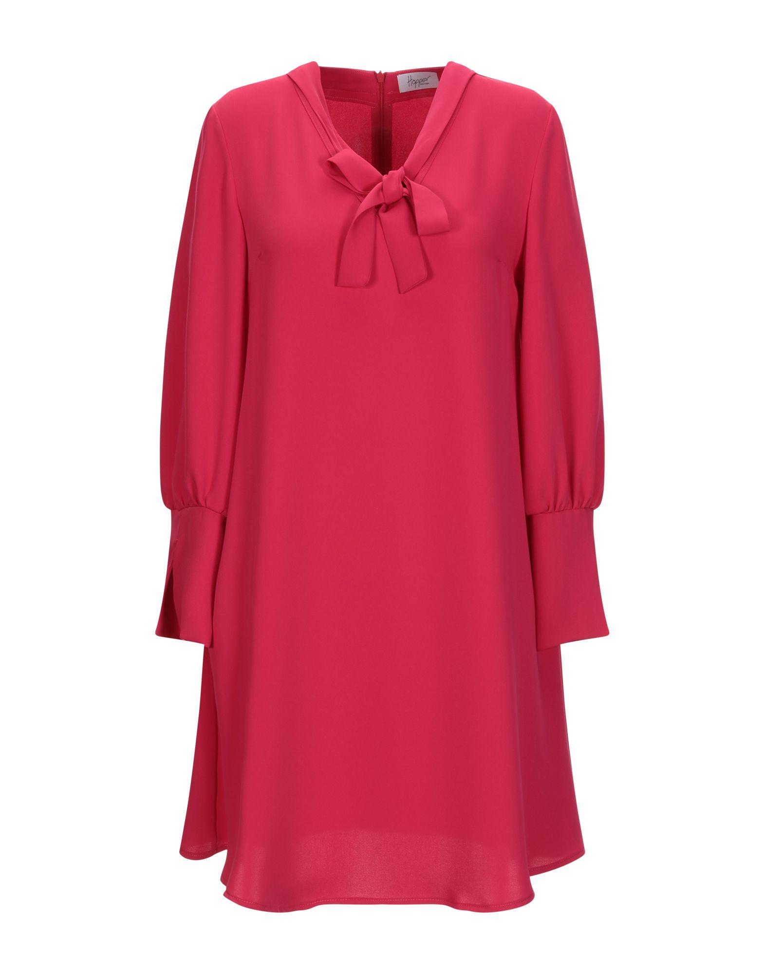 HOPPER Короткое платье fornarina короткое платье