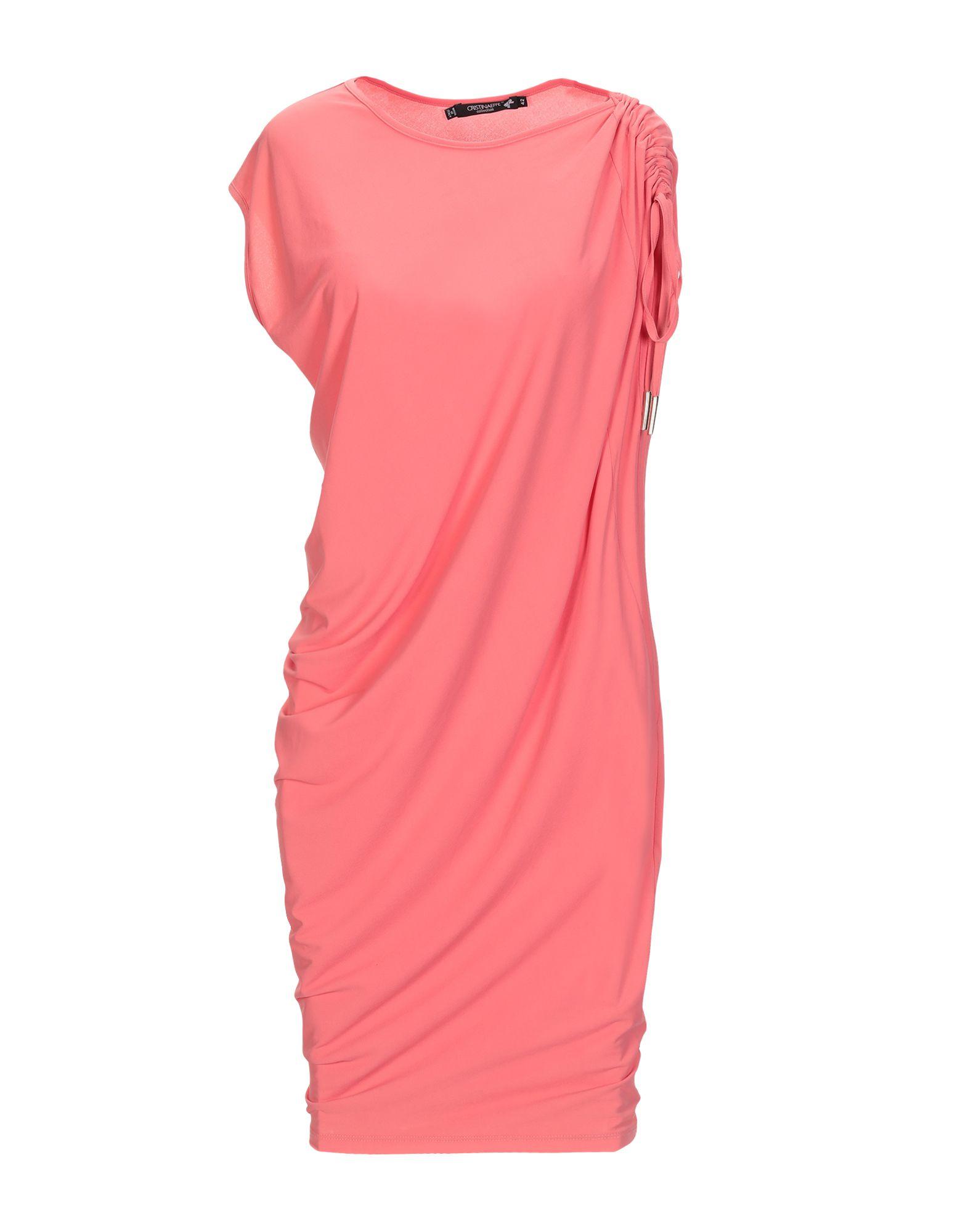 купить CRISTINAEFFE COLLECTION Платье до колена по цене 9750 рублей