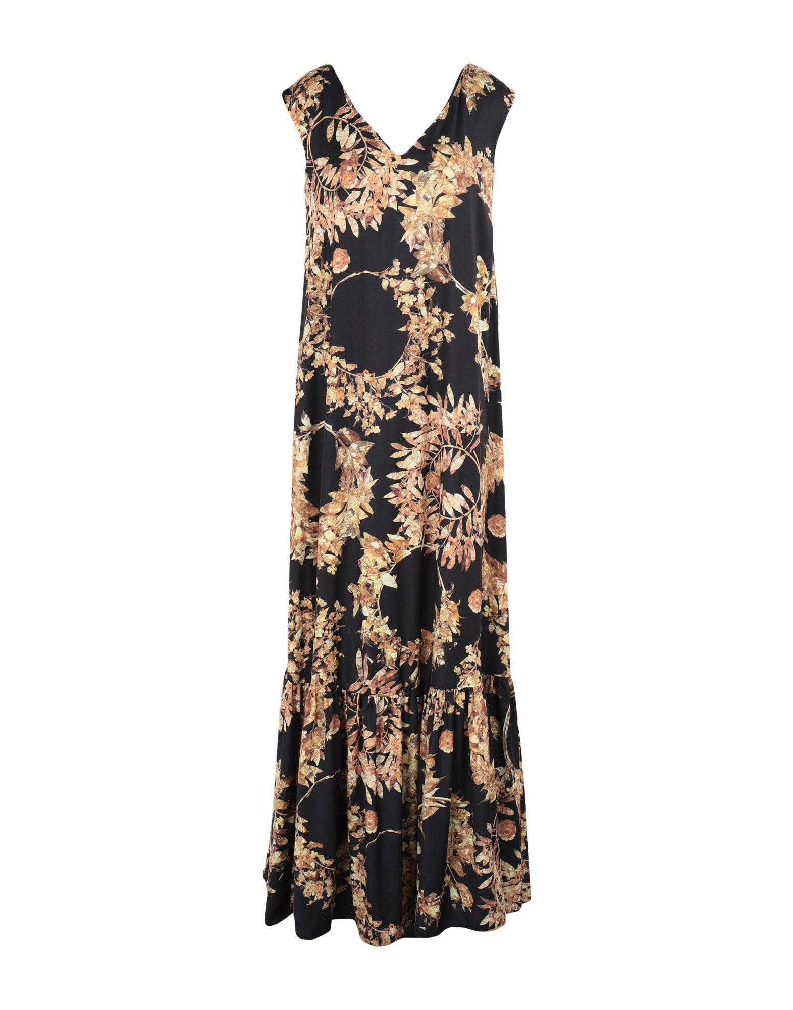 SPELL 2 Длинное платье spell