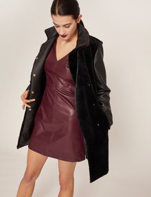 ARMANI EXCHANGE Coat Woman a