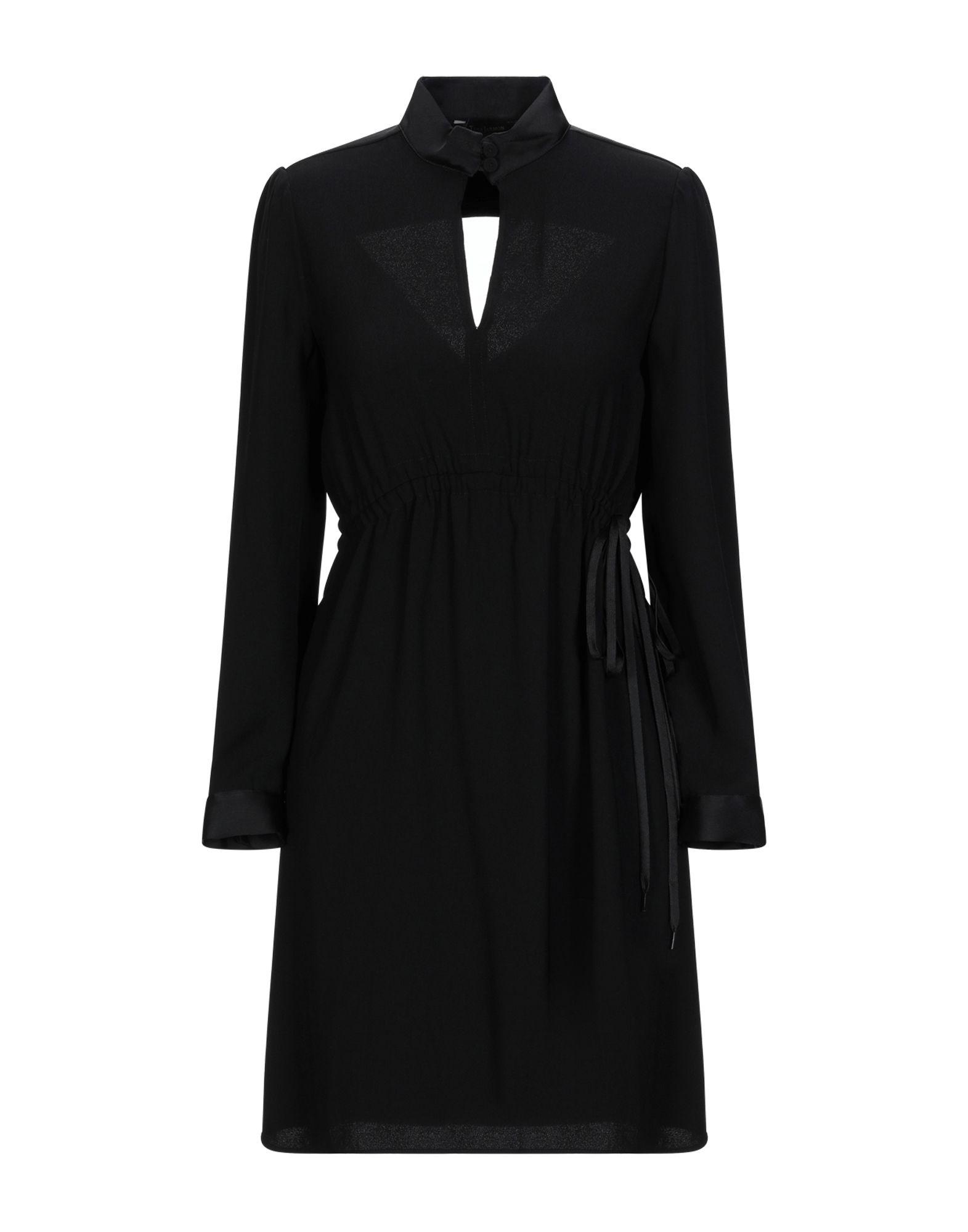 TARA JARMON Короткое платье платье рубашка fox yulia sway платье рубашка fox