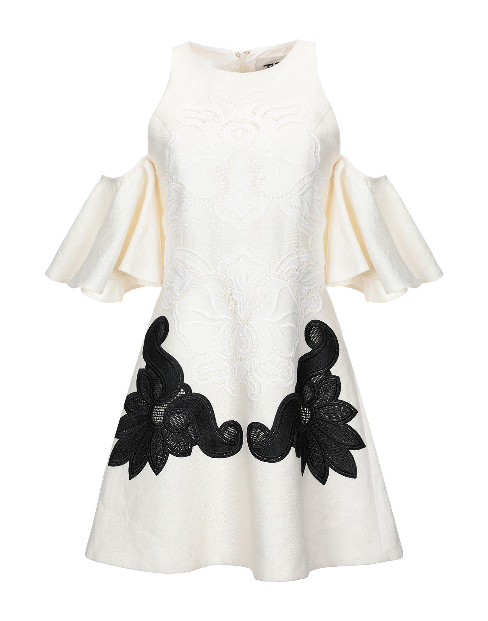 FAUSTO PUGLISI Короткое платье fausto puglisi короткое платье