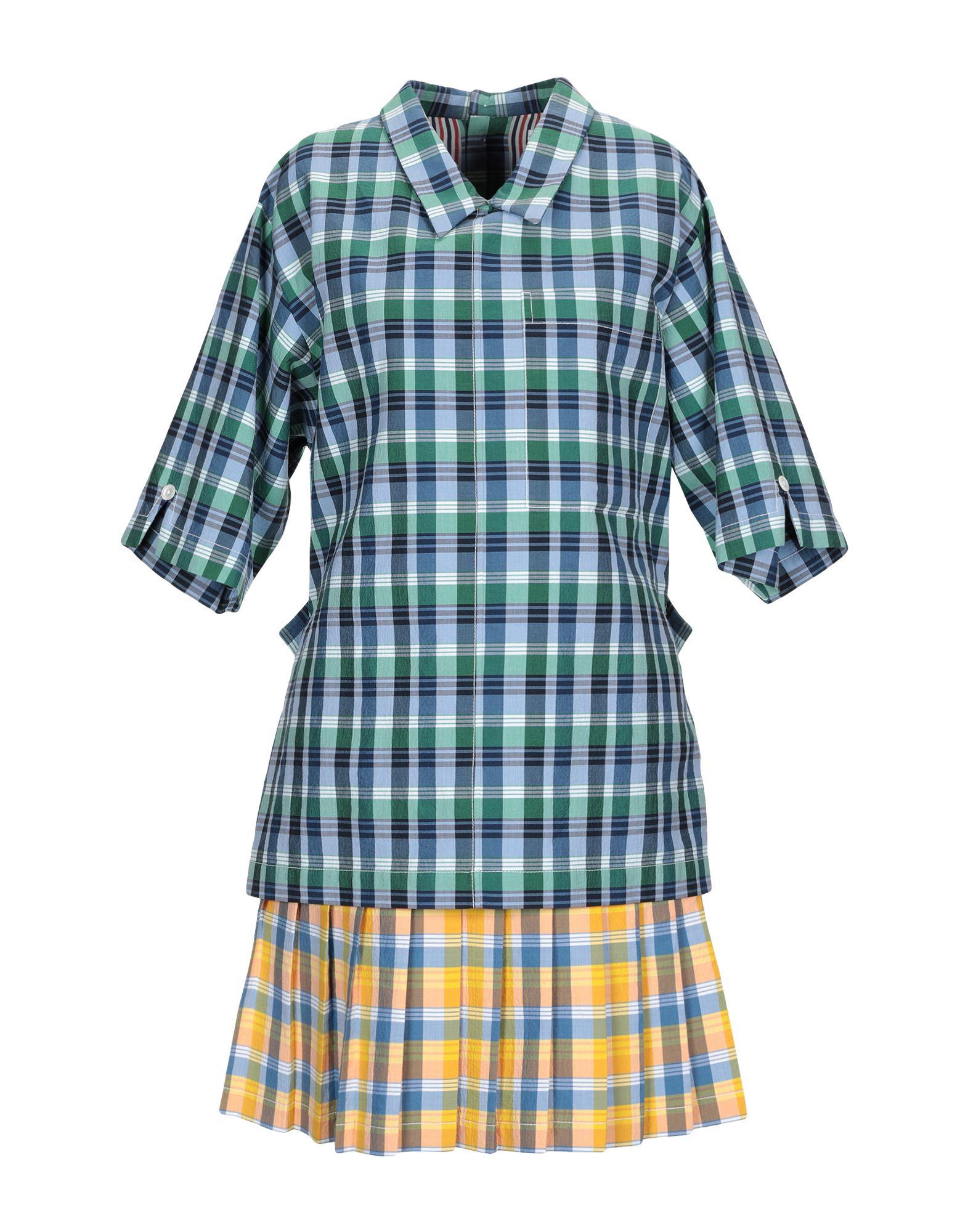 THOM BROWNE Платье до колена