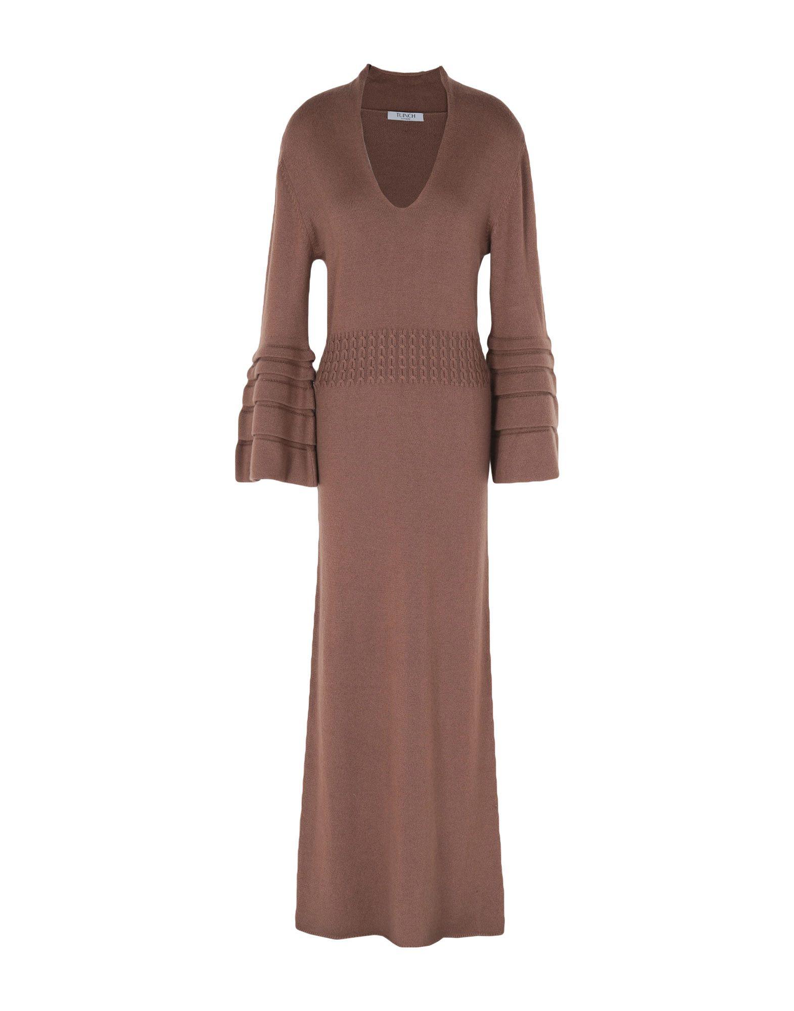 TUINCH ANTWERP Длинное платье