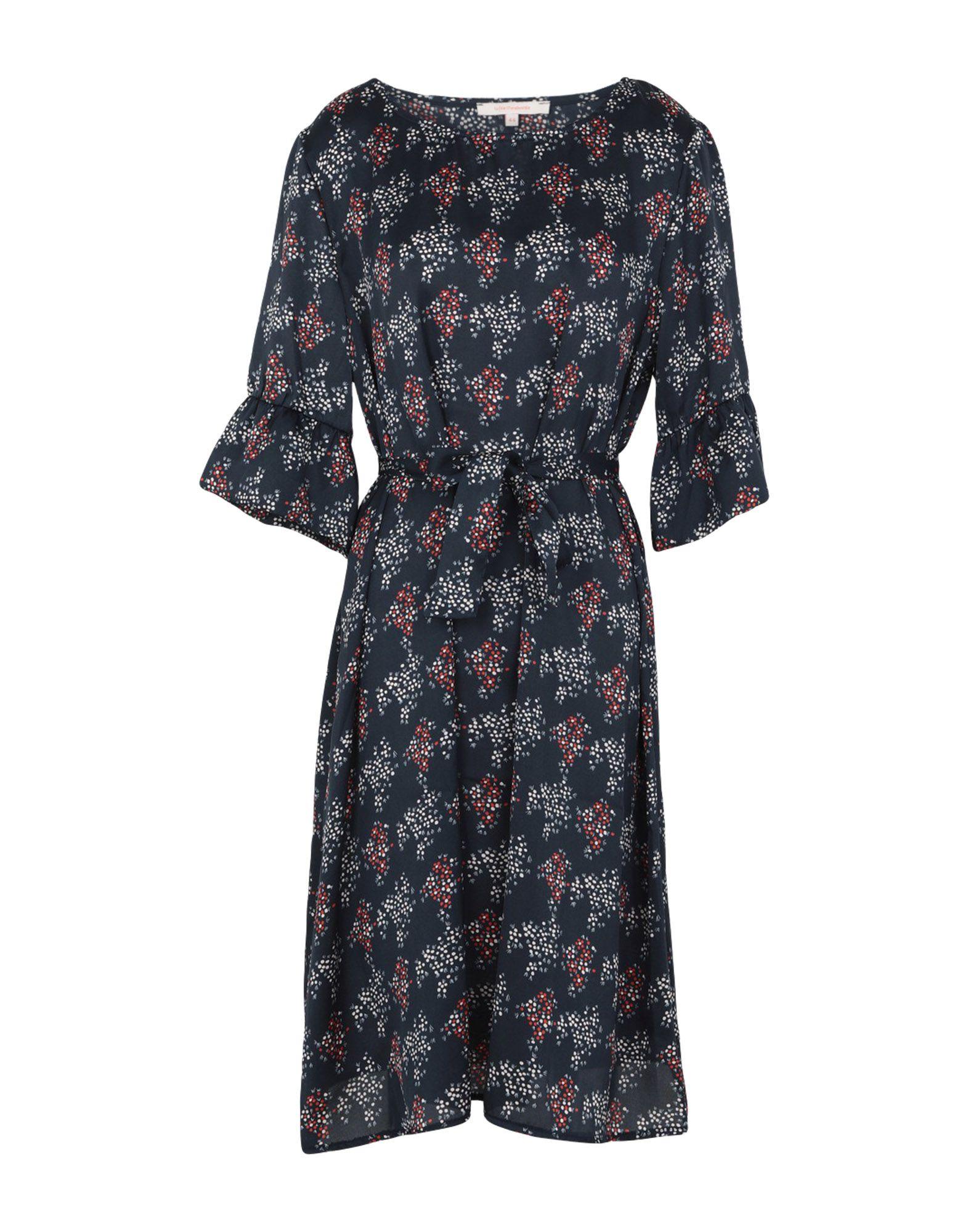 LA FEE MARABOUTEE Платье до колена la fee maraboutee майка