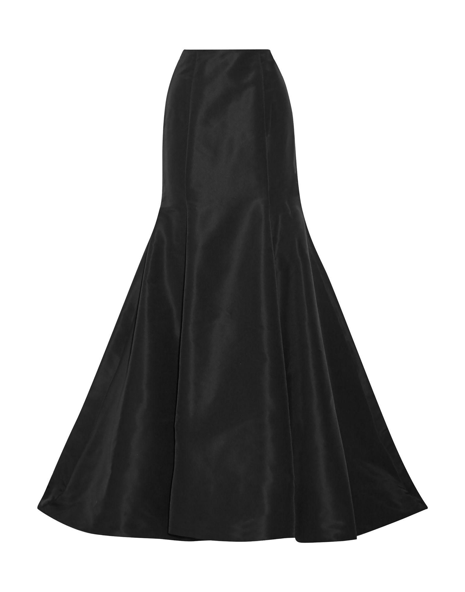 все цены на OSCAR DE LA RENTA Длинная юбка онлайн