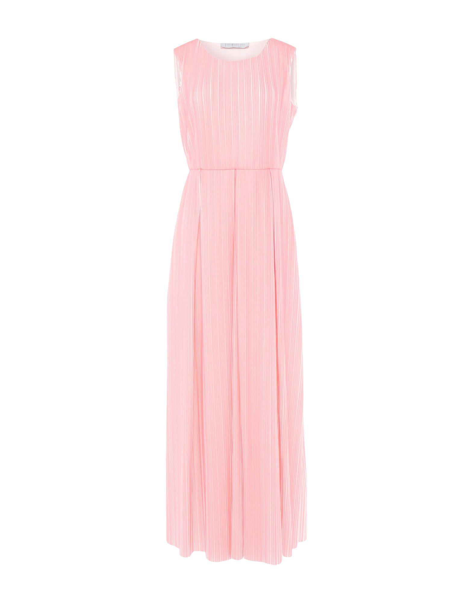 HARRIS WHARF LONDON Длинное платье