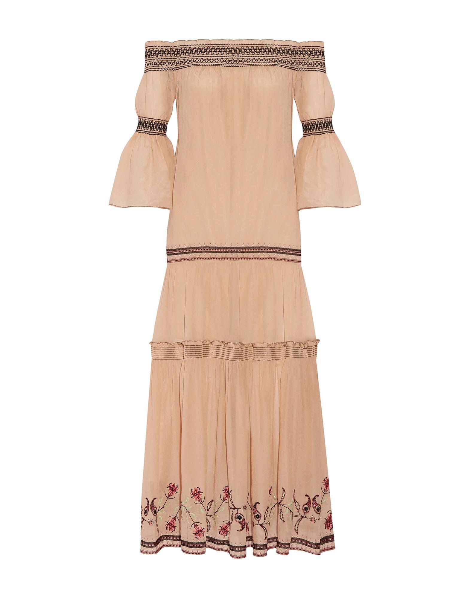 RACHEL ZOE Платье длиной 3/4 цена 2017