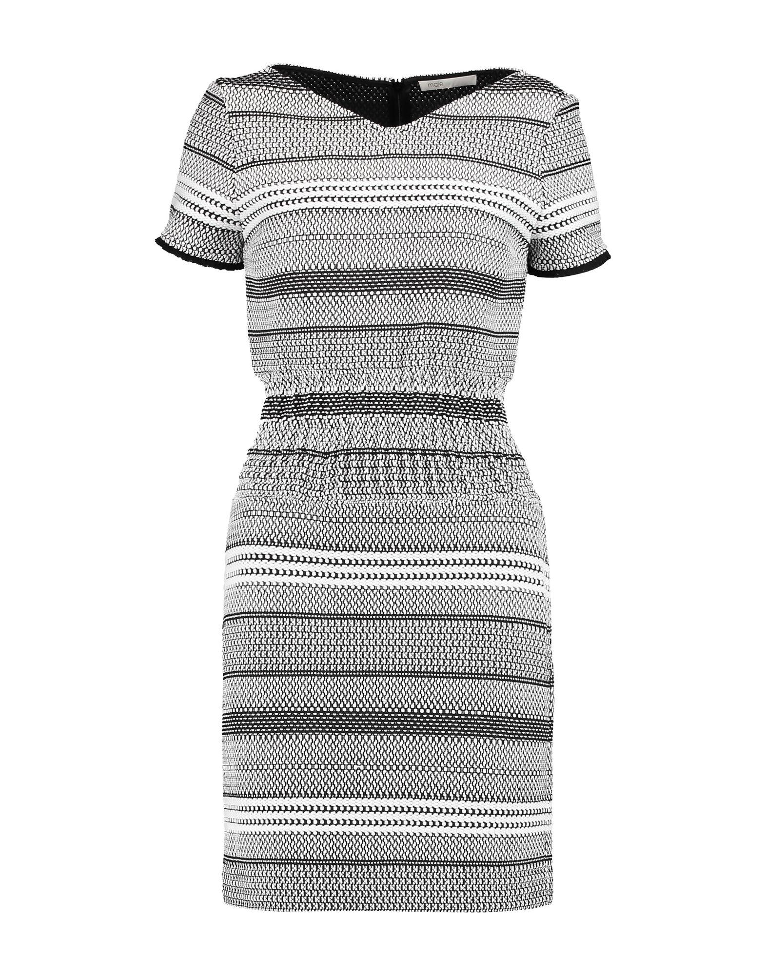MAJE Короткое платье maje мини юбка