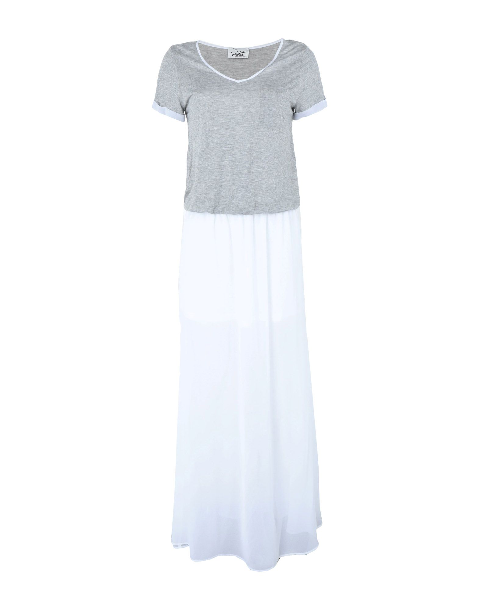 VIOLET ATOS LOMBARDINI Длинное платье violet atos lombardini длинное платье