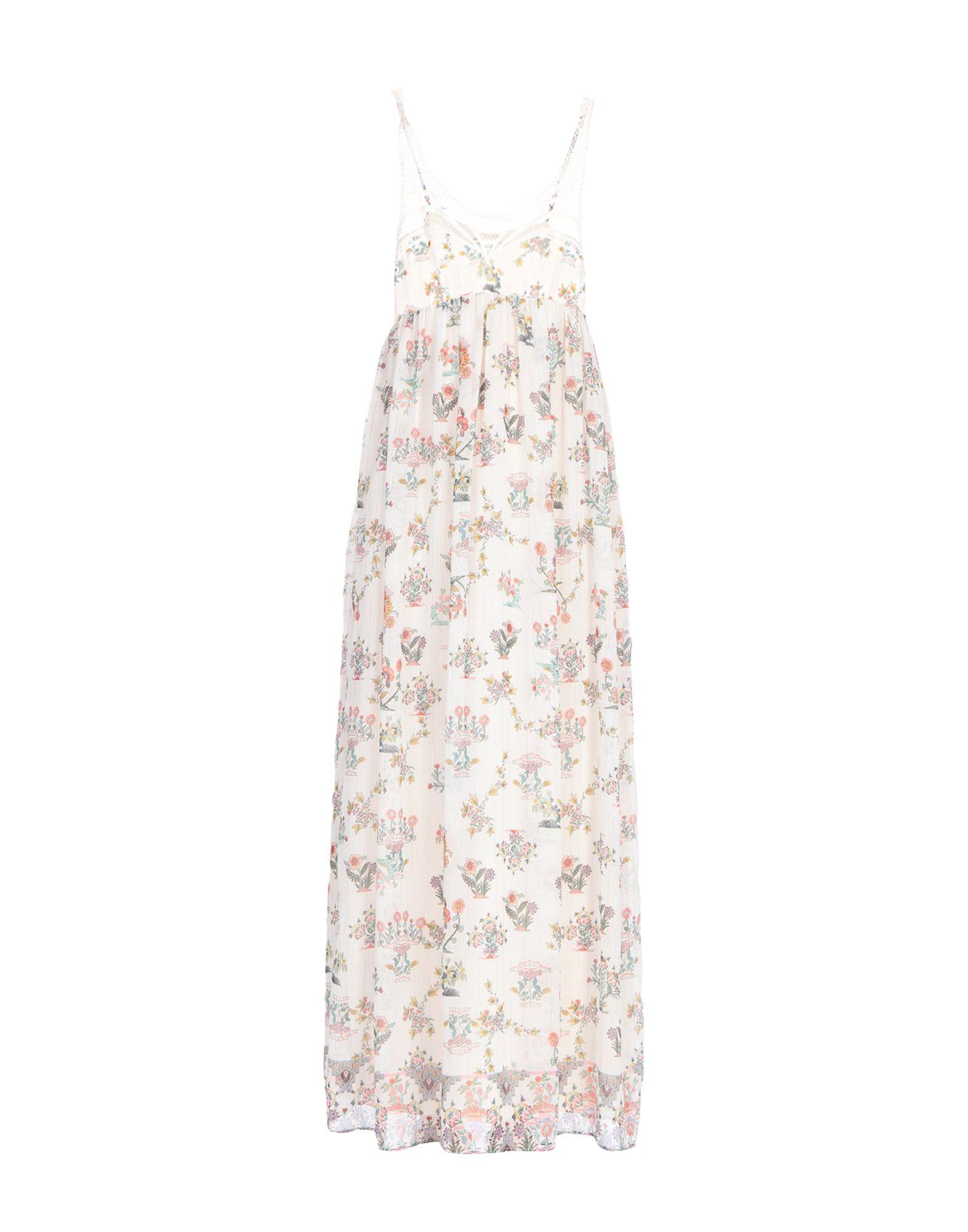 NAF NAF Длинное платье