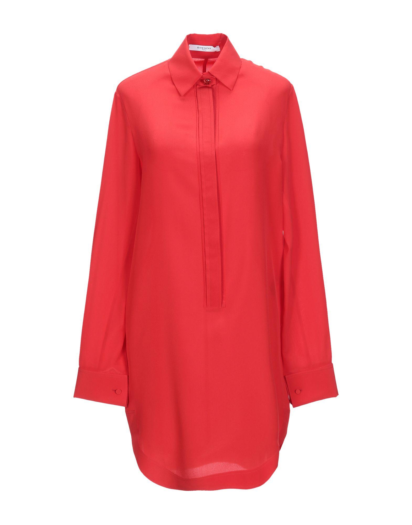Фото - GIVENCHY Короткое платье брошь blucome bijouteria esmaltes 7106100495