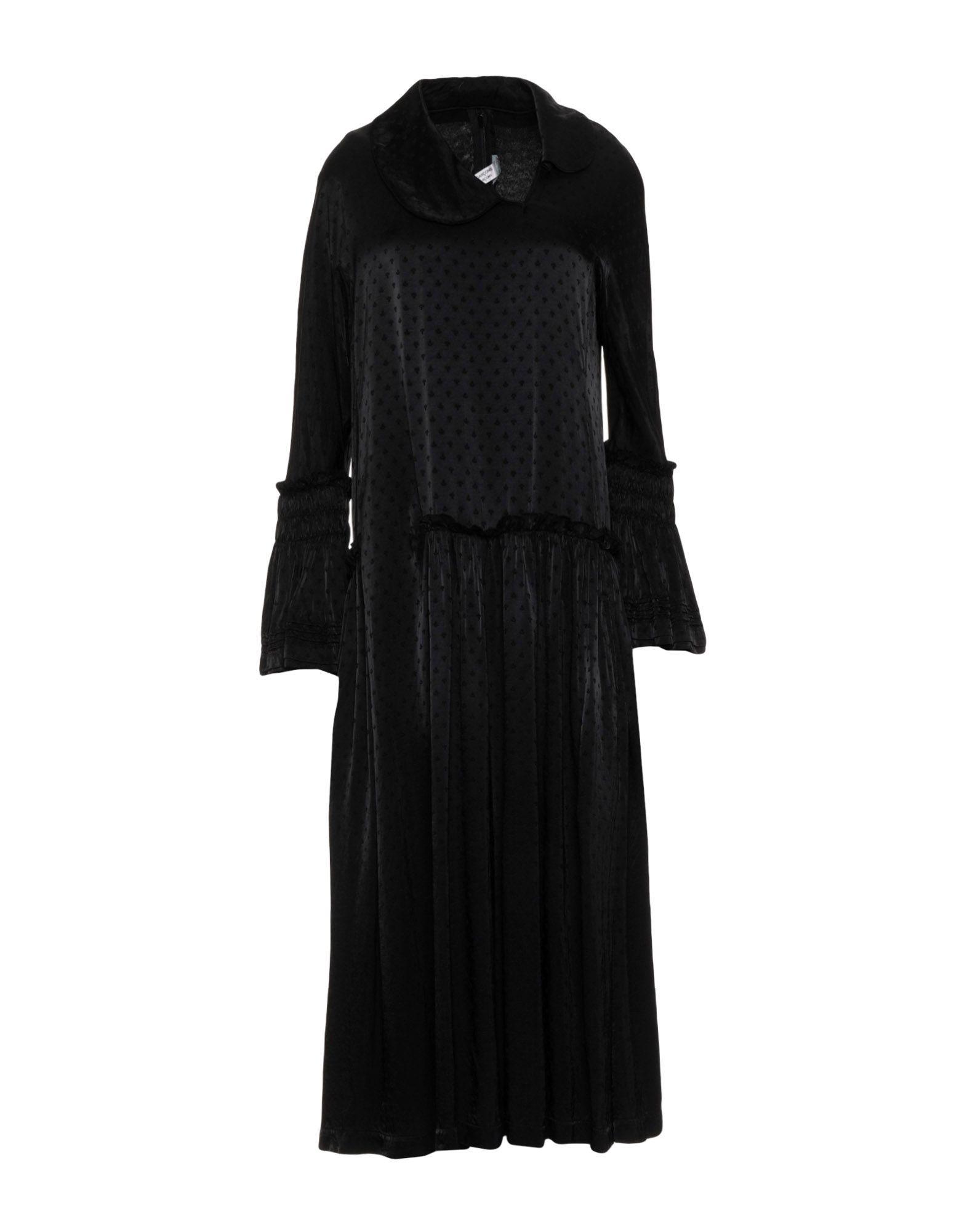 COMME DES GARÇONS COMME DES GARÇONS Платье длиной 3/4 цена в Москве и Питере