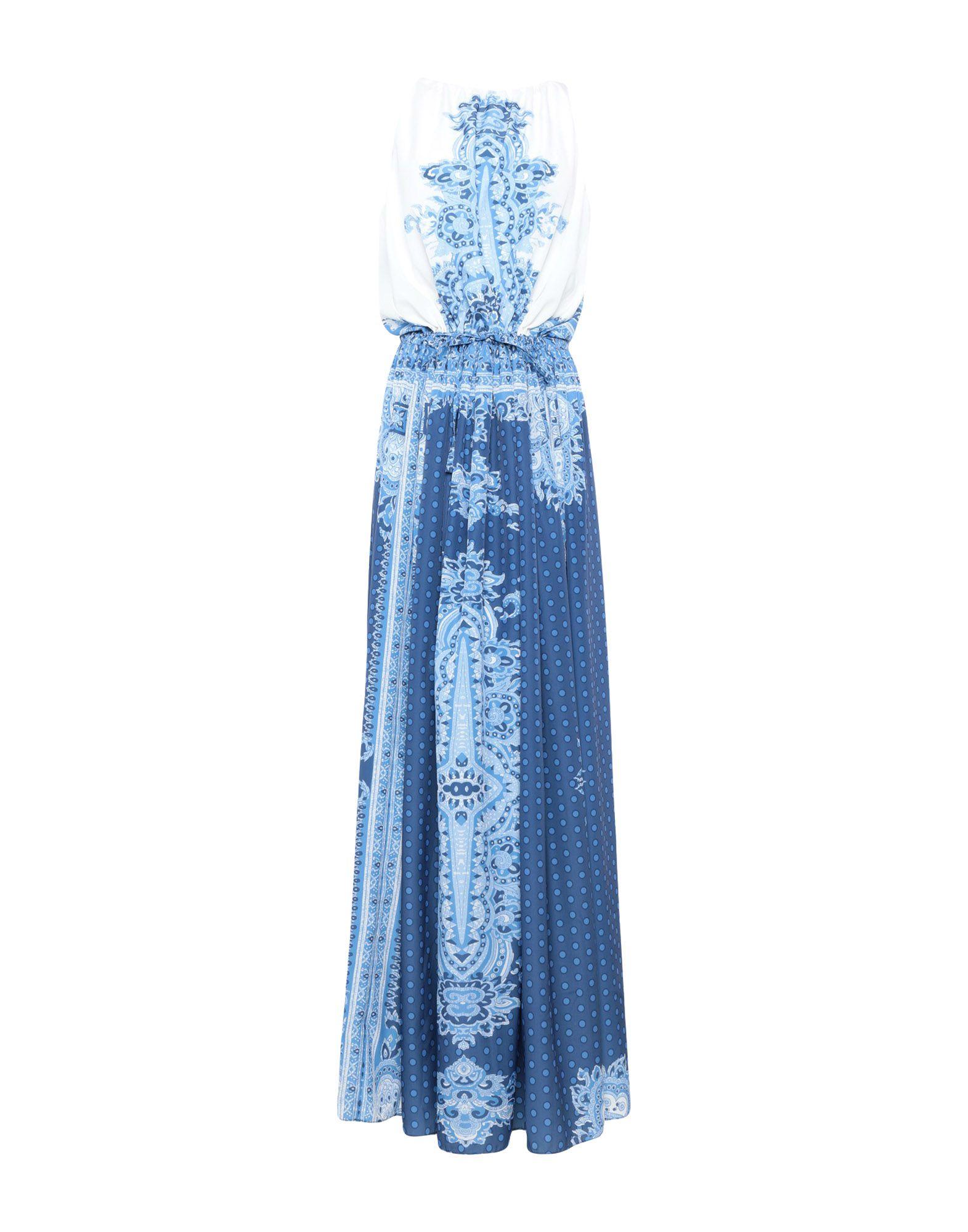 TWIN-SET JEANS Длинное платье