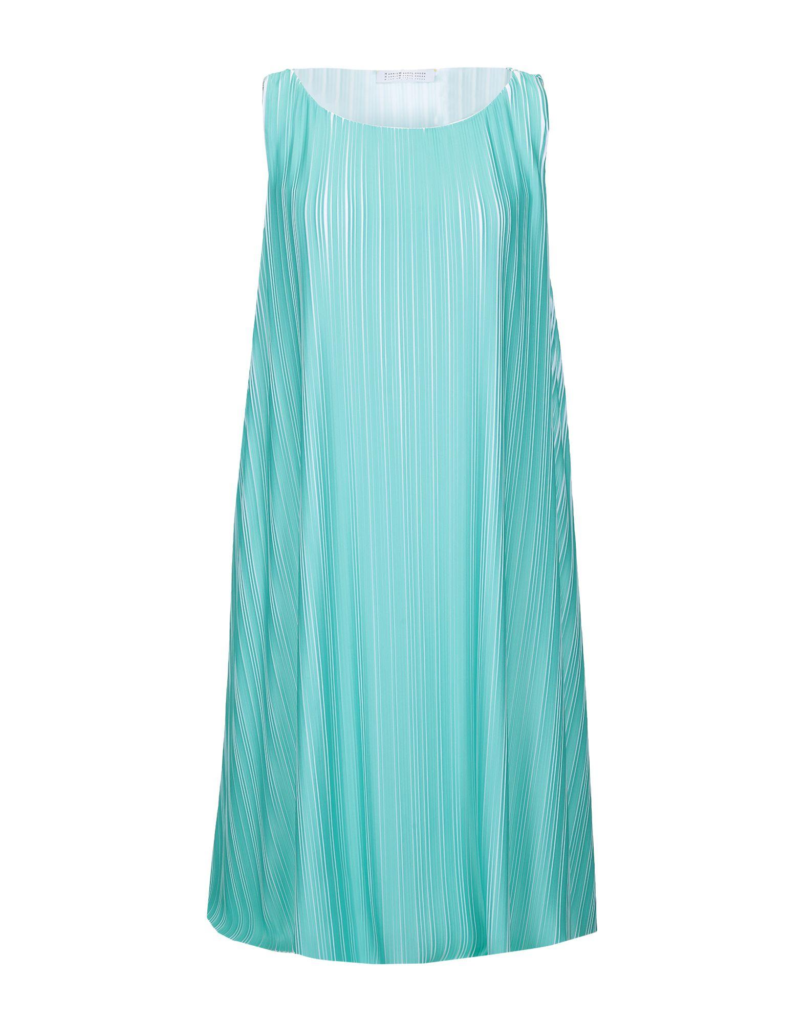 HARRIS WHARF LONDON Платье до колена