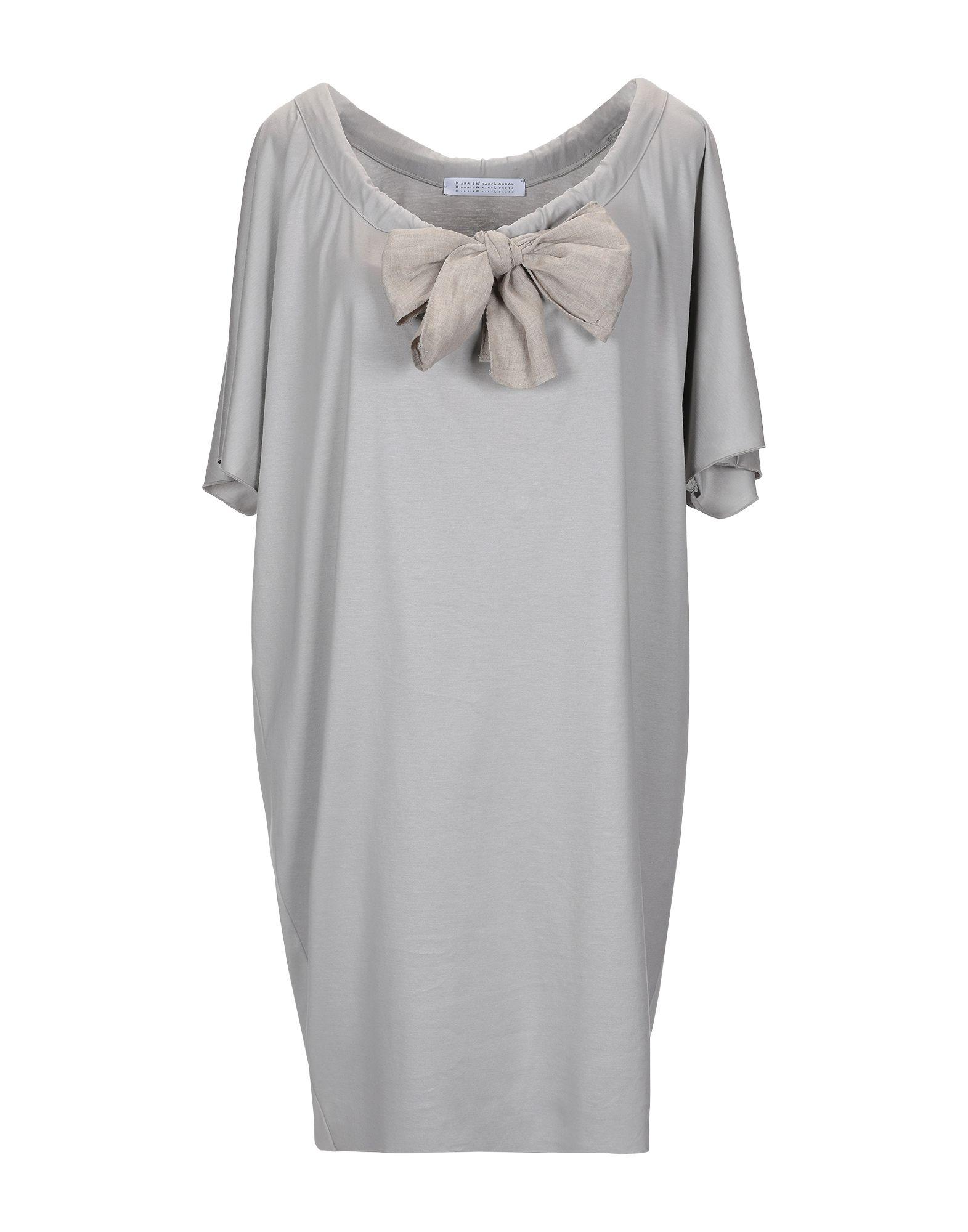 HARRIS WHARF LONDON Короткое платье harris wharf london короткое платье