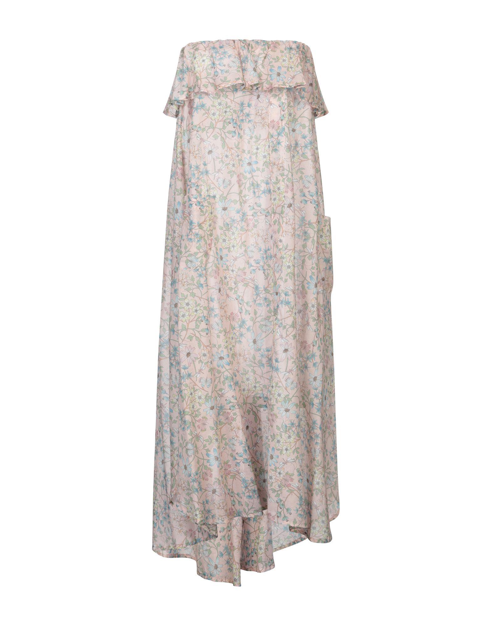 ROSE' A POIS Платье длиной 3/4 rose a pois юбка длиной 3 4