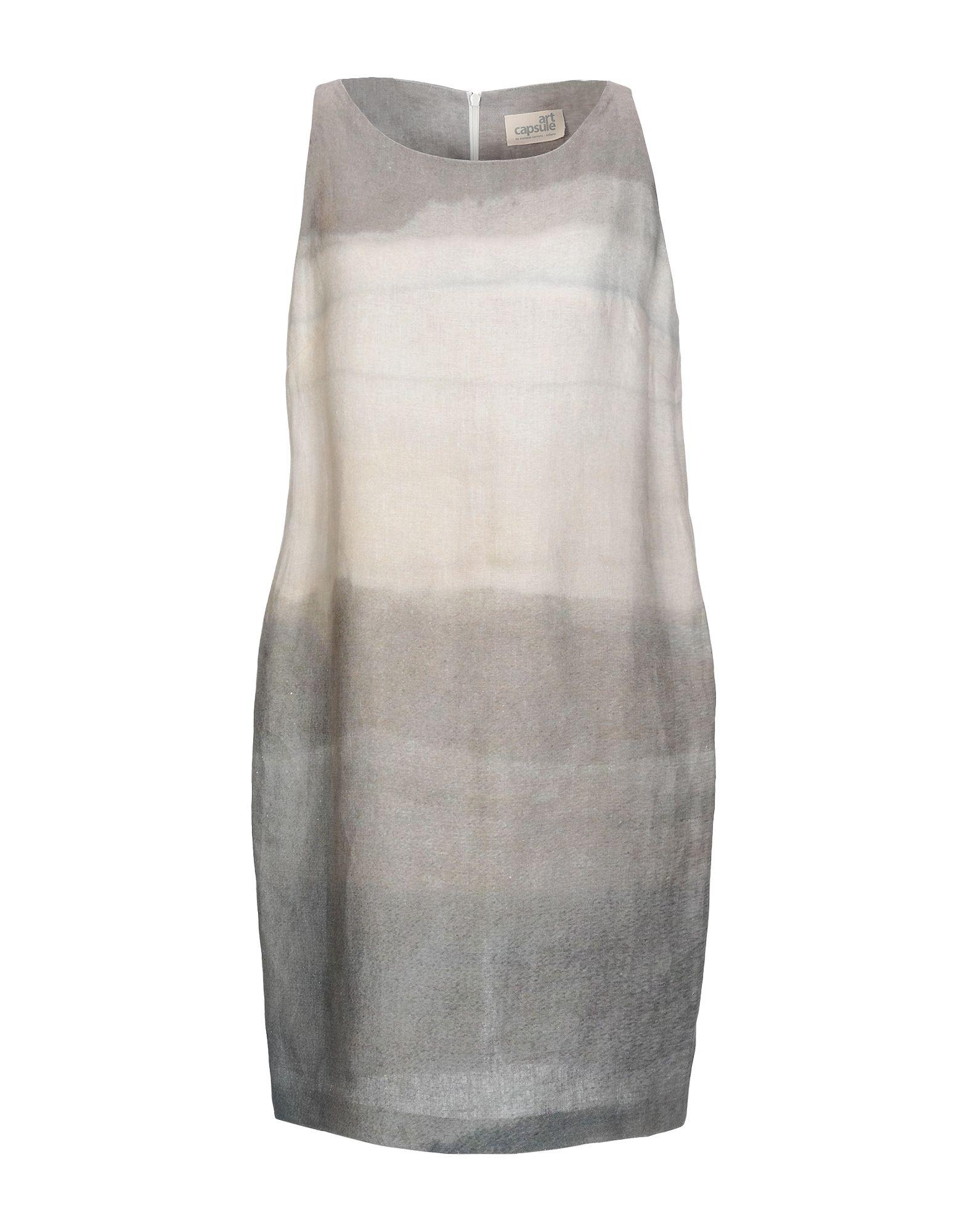 ART CAPSULE by STEFANIA CARRERA Короткое платье цена