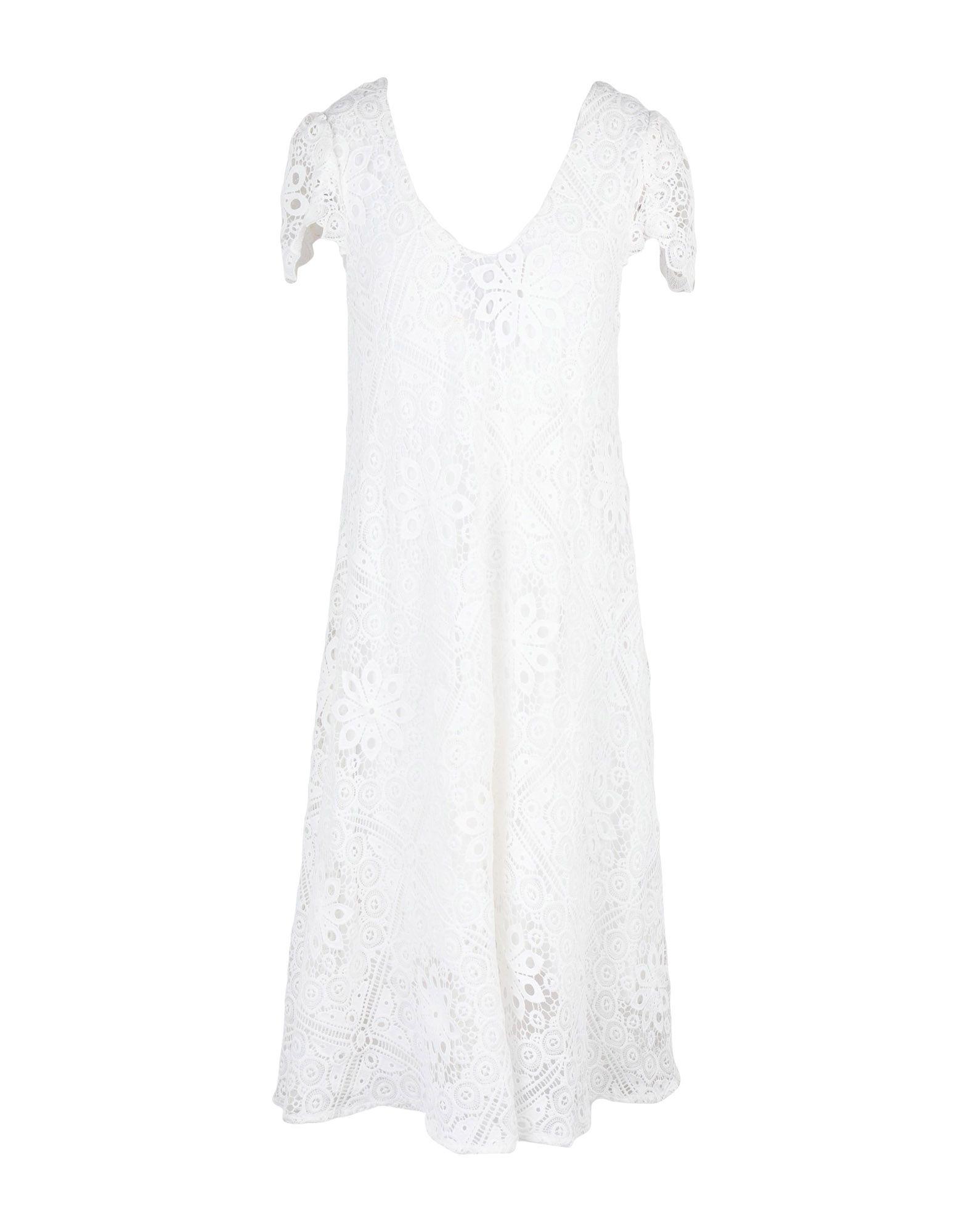купить EYEDOLL Платье до колена по цене 11100 рублей