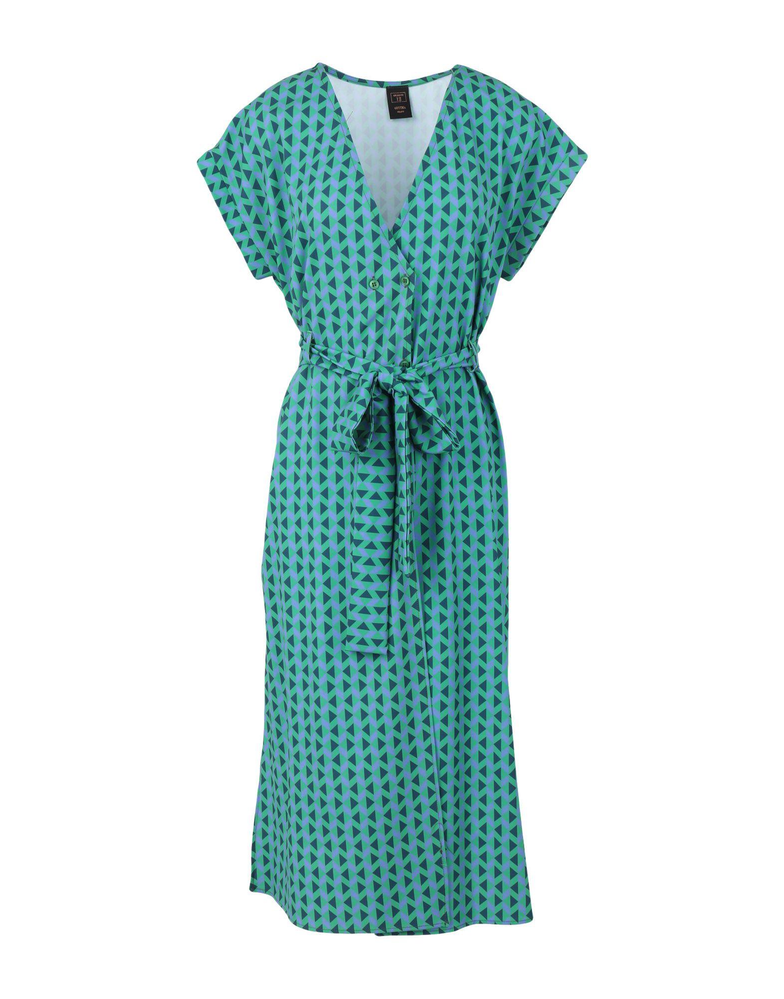 GUTTHA Платье длиной 3/4 guttha платье длиной 3 4