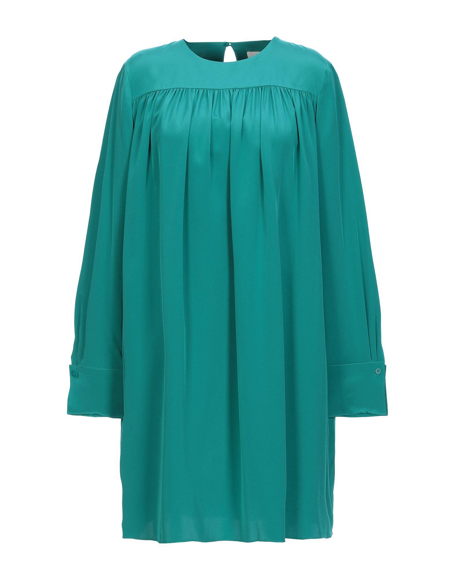 DIANE VON FURSTENBERG Короткое платье diane von furstenberg платье миди с цветочным принтом