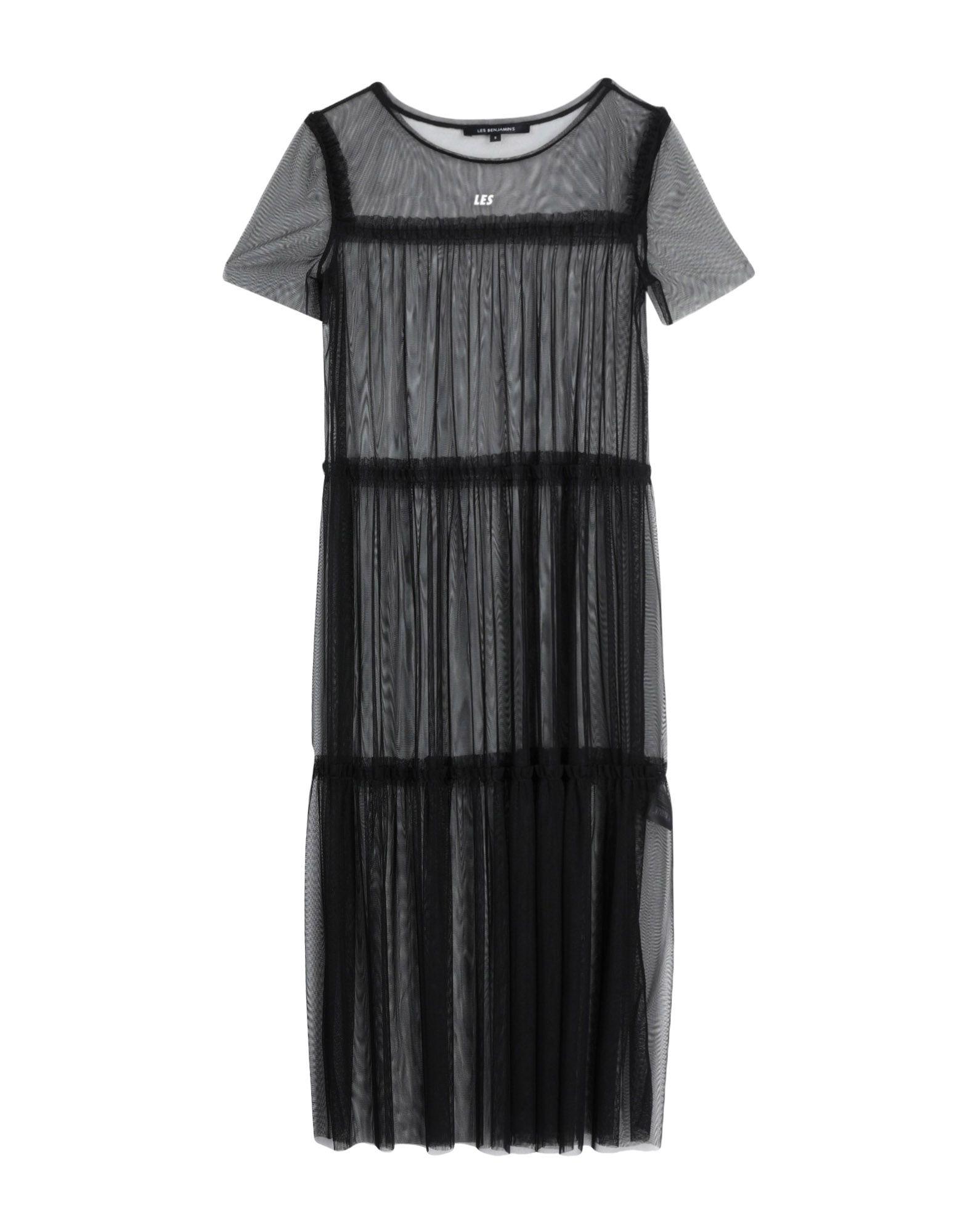 купить LES BENJAMINS Платье до колена онлайн