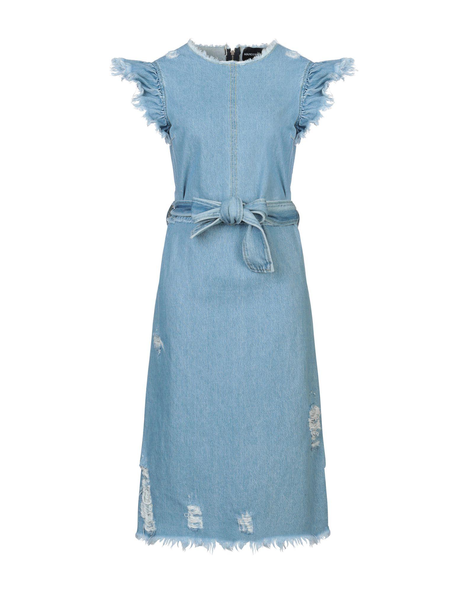 MARCO BOLOGNA Платье длиной 3/4 колпачок airline avc 04 с защитным манжетом