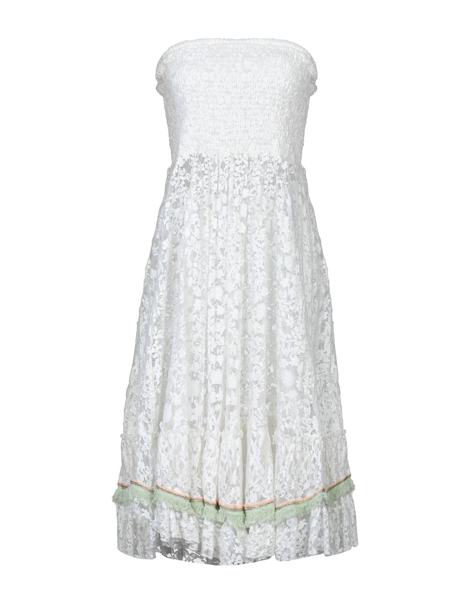 ANTICA SARTORIA by GIACOMO CINQUE Платье до колена