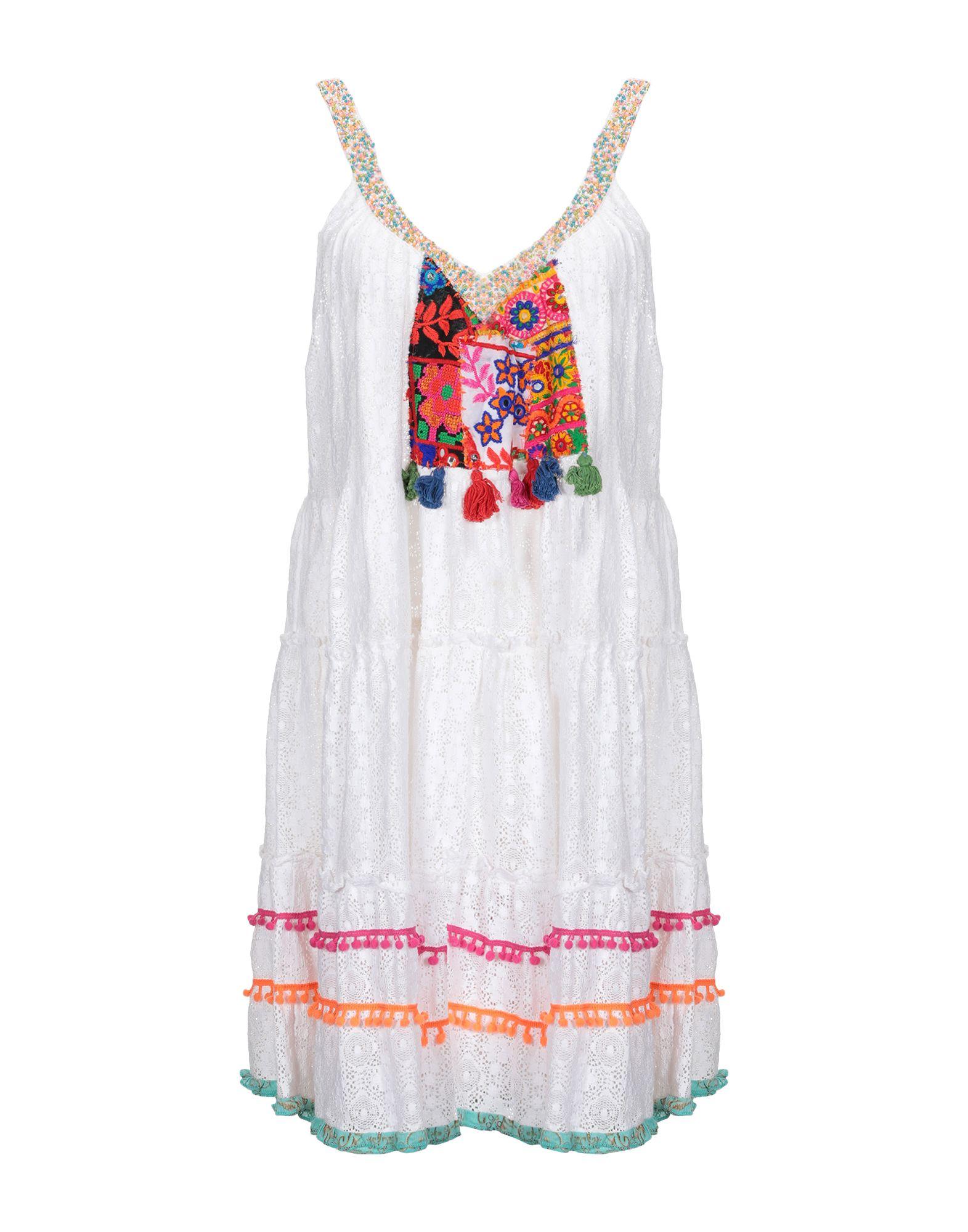 ANTICA SARTORIA by GIACOMO CINQUE Короткое платье цена
