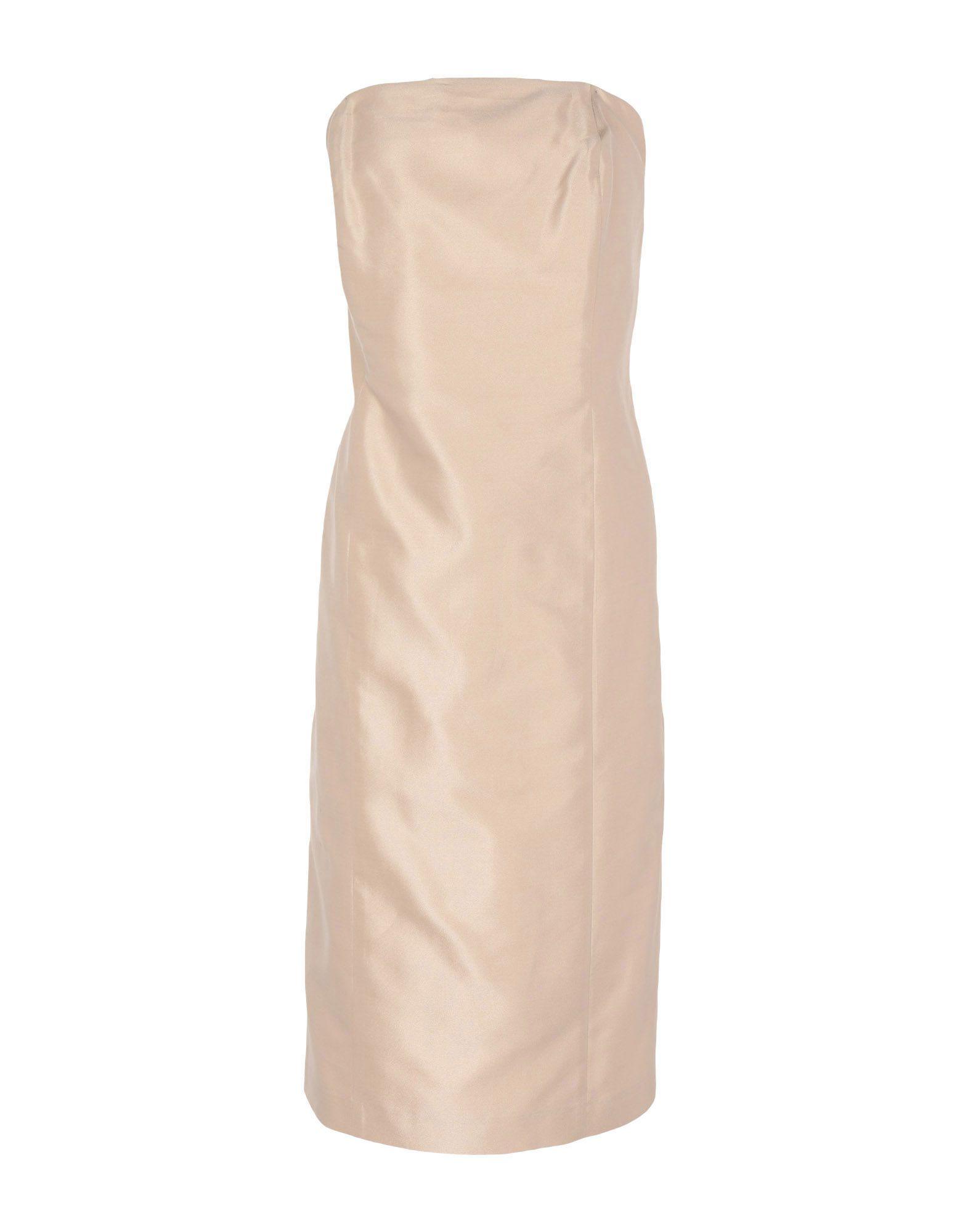 THANA Платье до колена