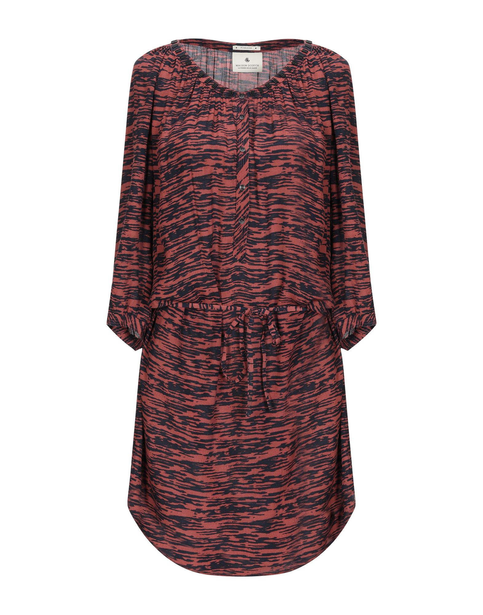 MAISON SCOTCH Короткое платье цена 2017