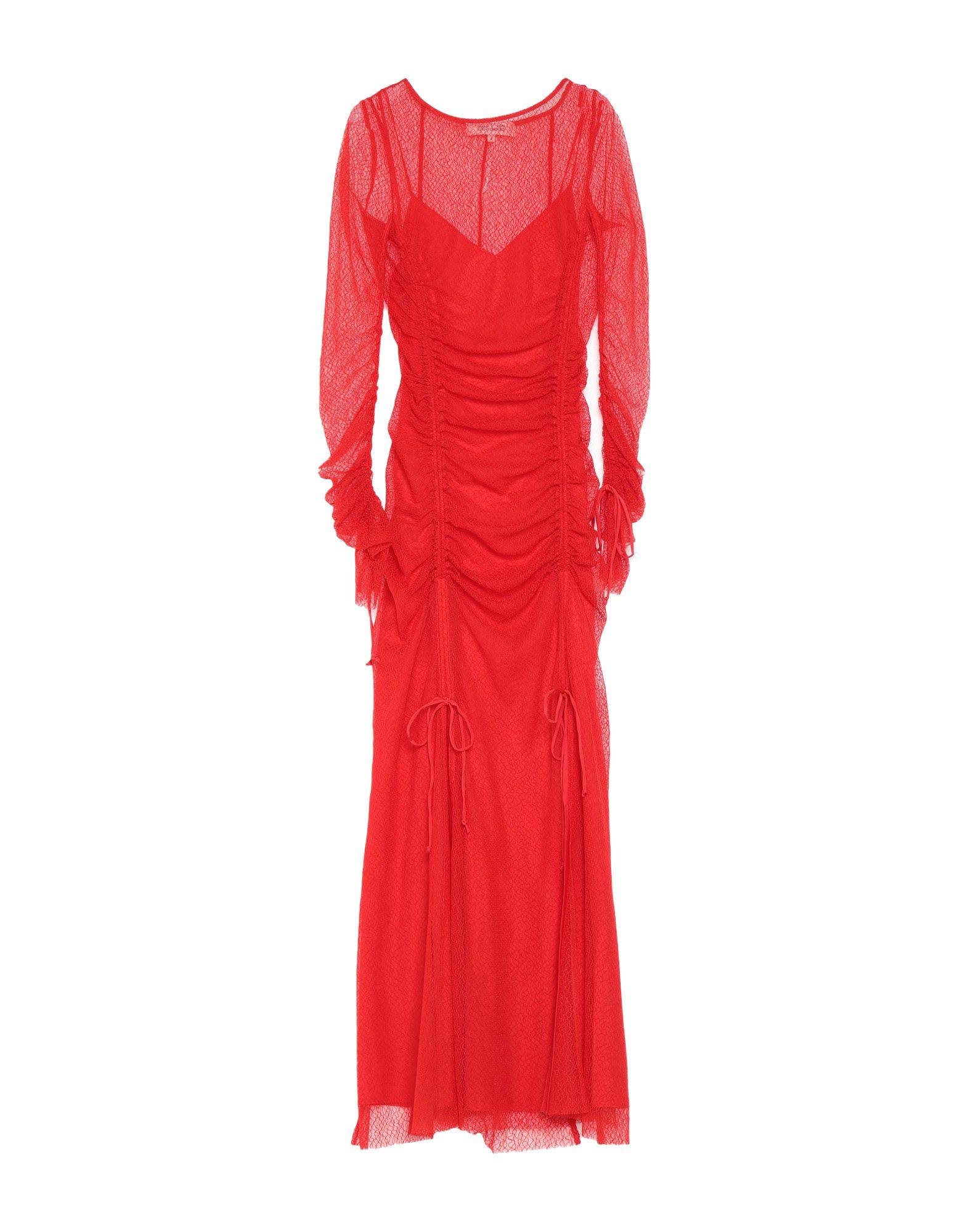 DIANE VON FURSTENBERG Длинное платье юбка diane von furstenberg юбки макси длинные