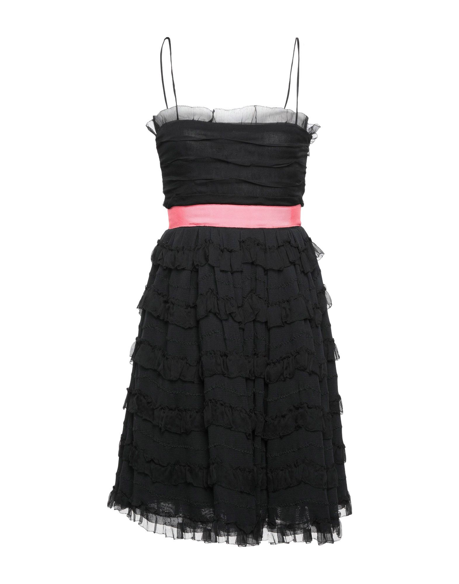 REDValentino Короткое платье redvalentino короткое платье