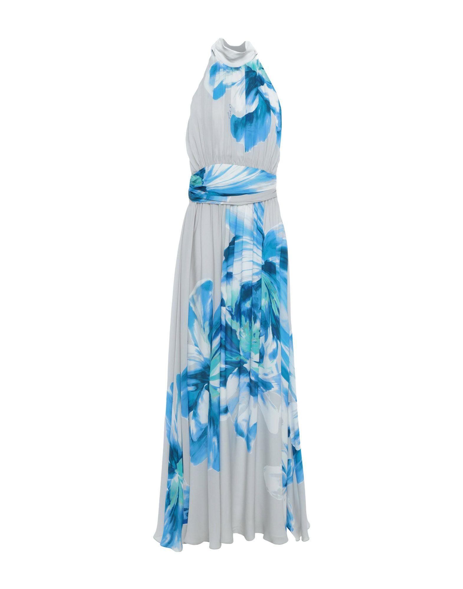 CARLO PIGNATELLI CERIMONIA Длинное платье недорго, оригинальная цена
