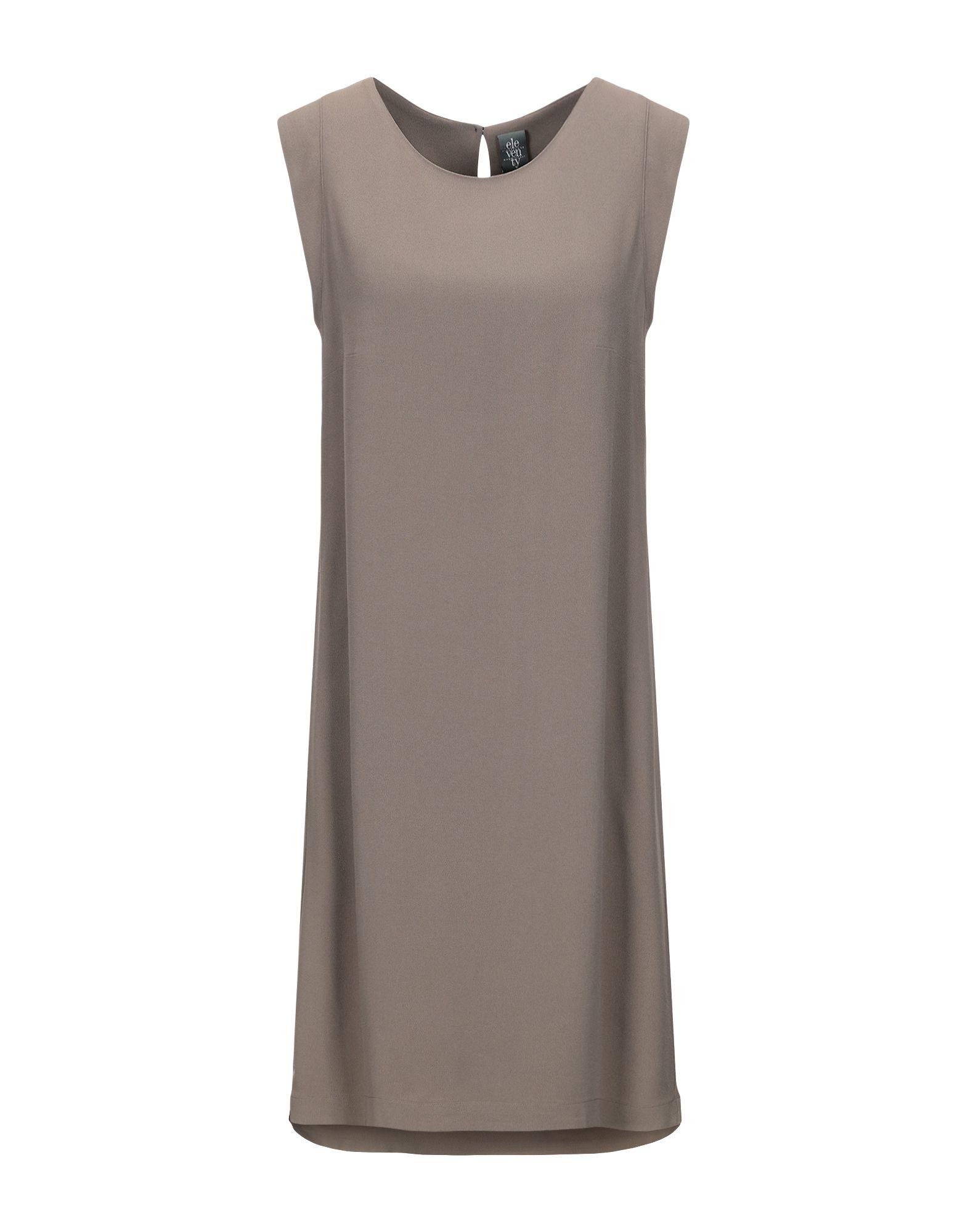 ELEVENTY Короткое платье платье