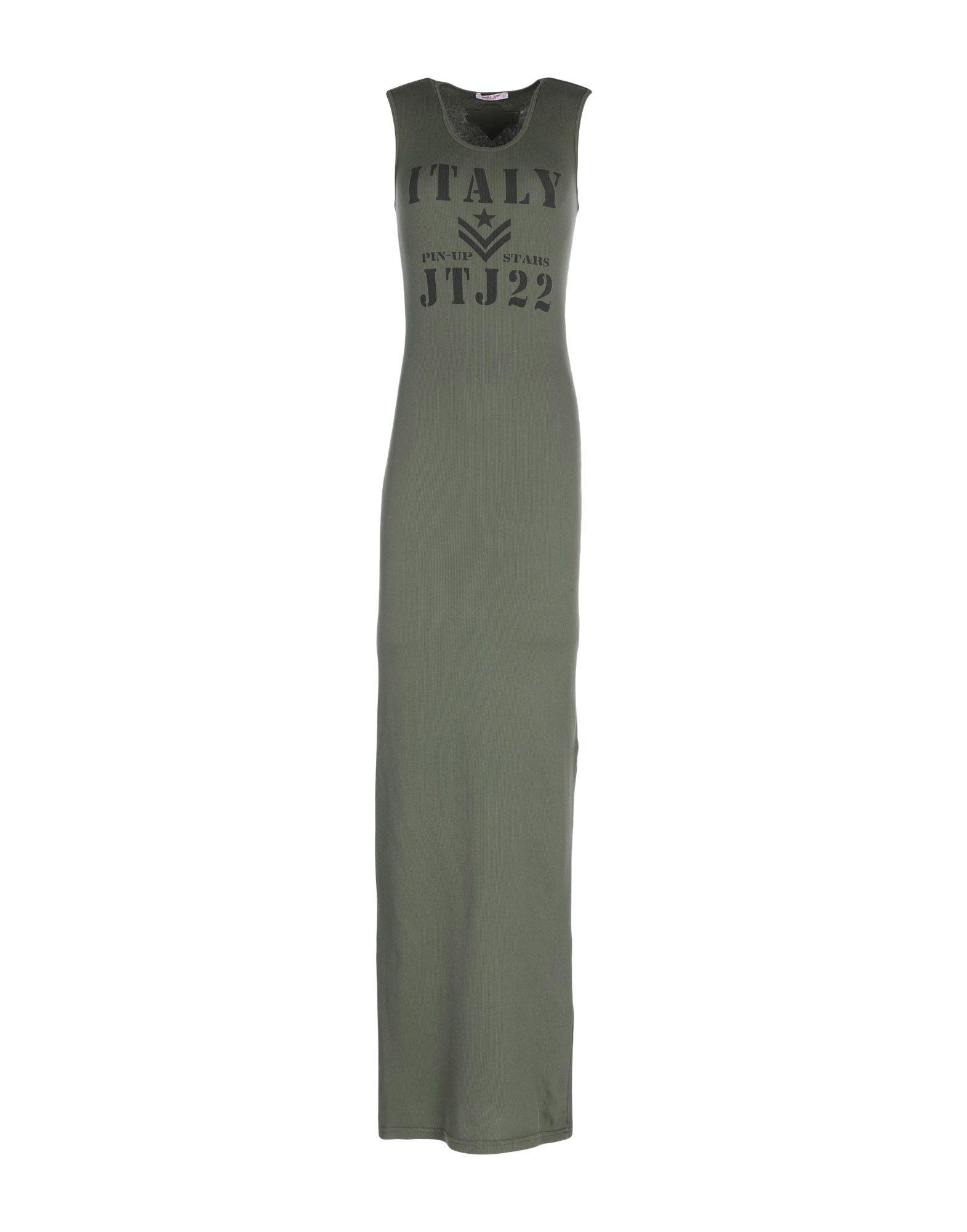 PIN UP STARS Длинное платье vintage polka dot pin up skater dress