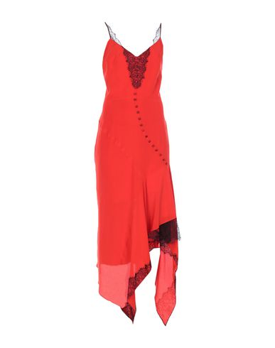 OLIVIER THEYSKENS Robe aux genoux femme