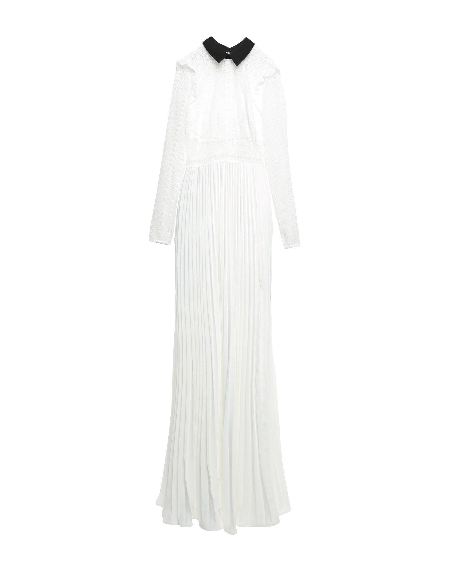 SELF-PORTRAIT Длинное платье