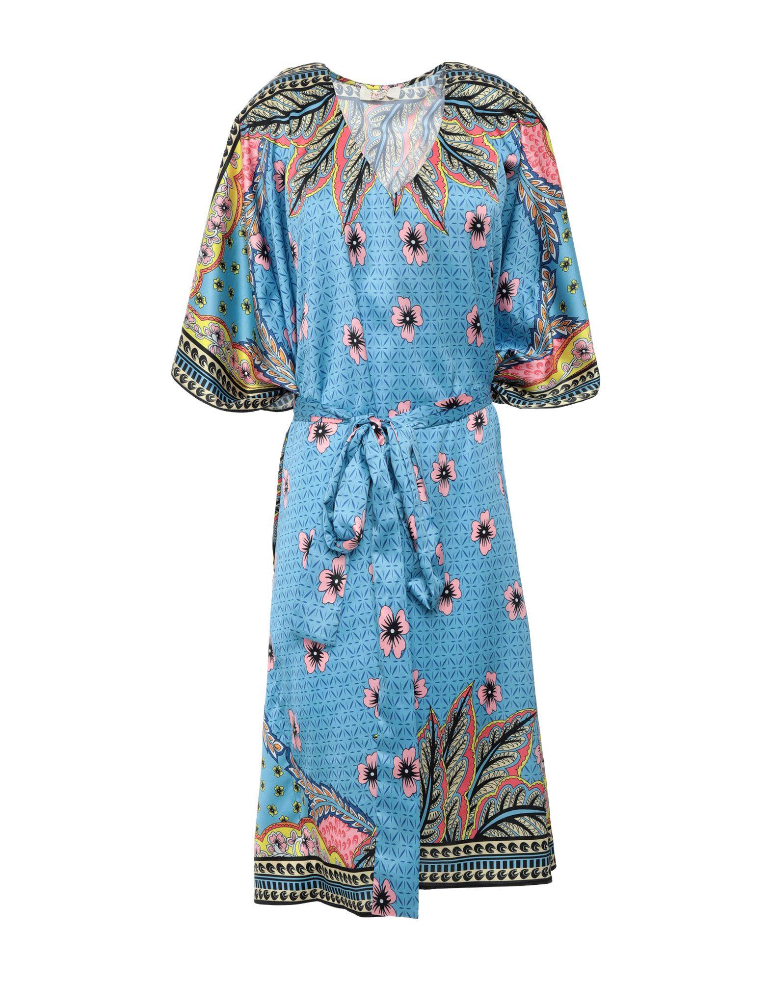 TWINS BEACH COUTURE Платье до колена moschino couture платье до колена