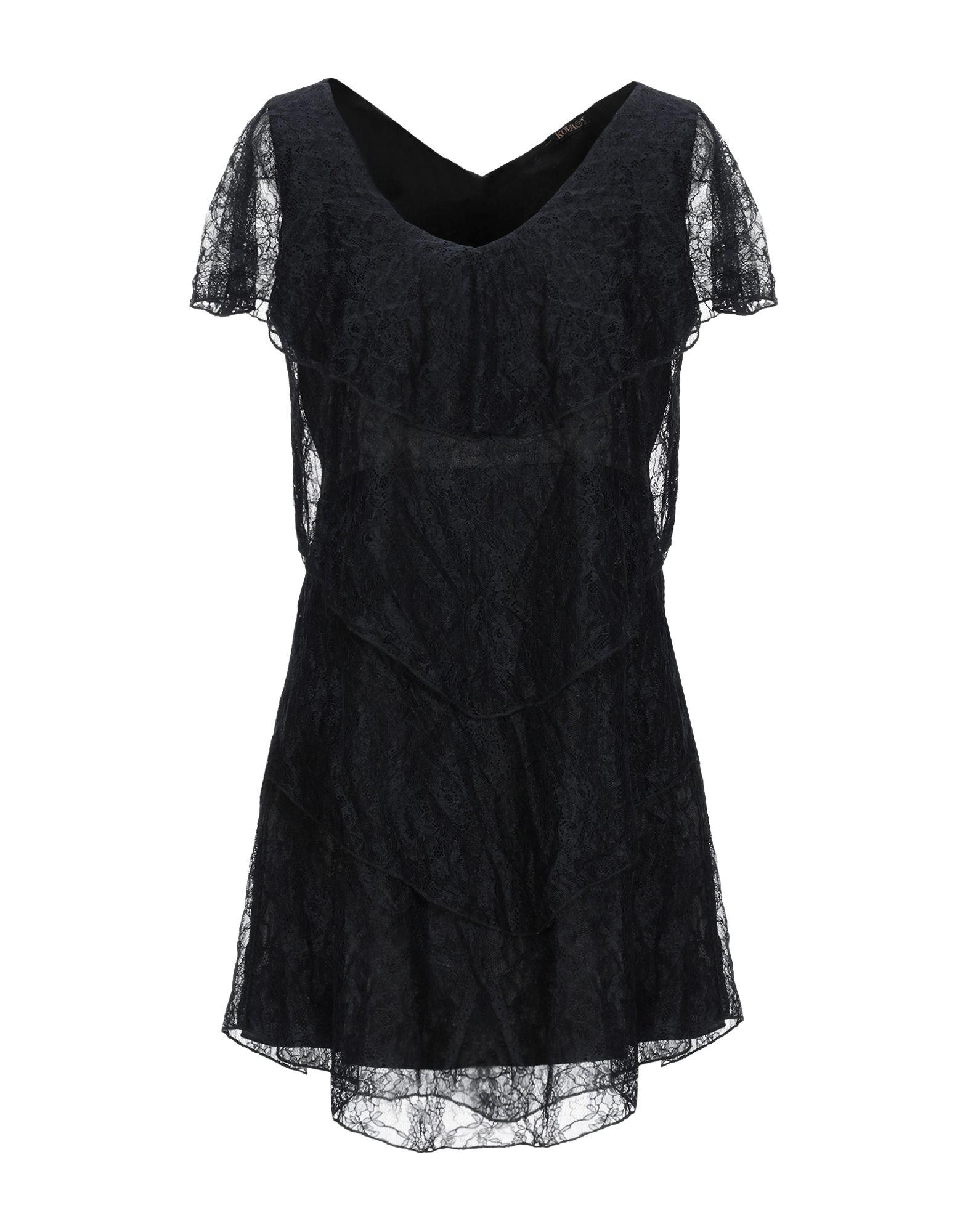 KOVA&T Короткое платье